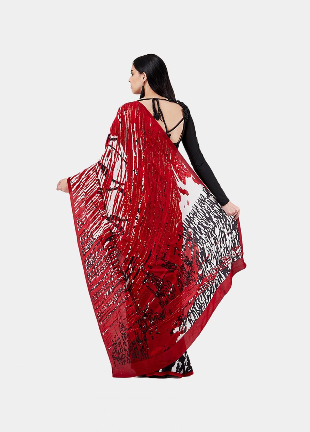 The Stroke Sari