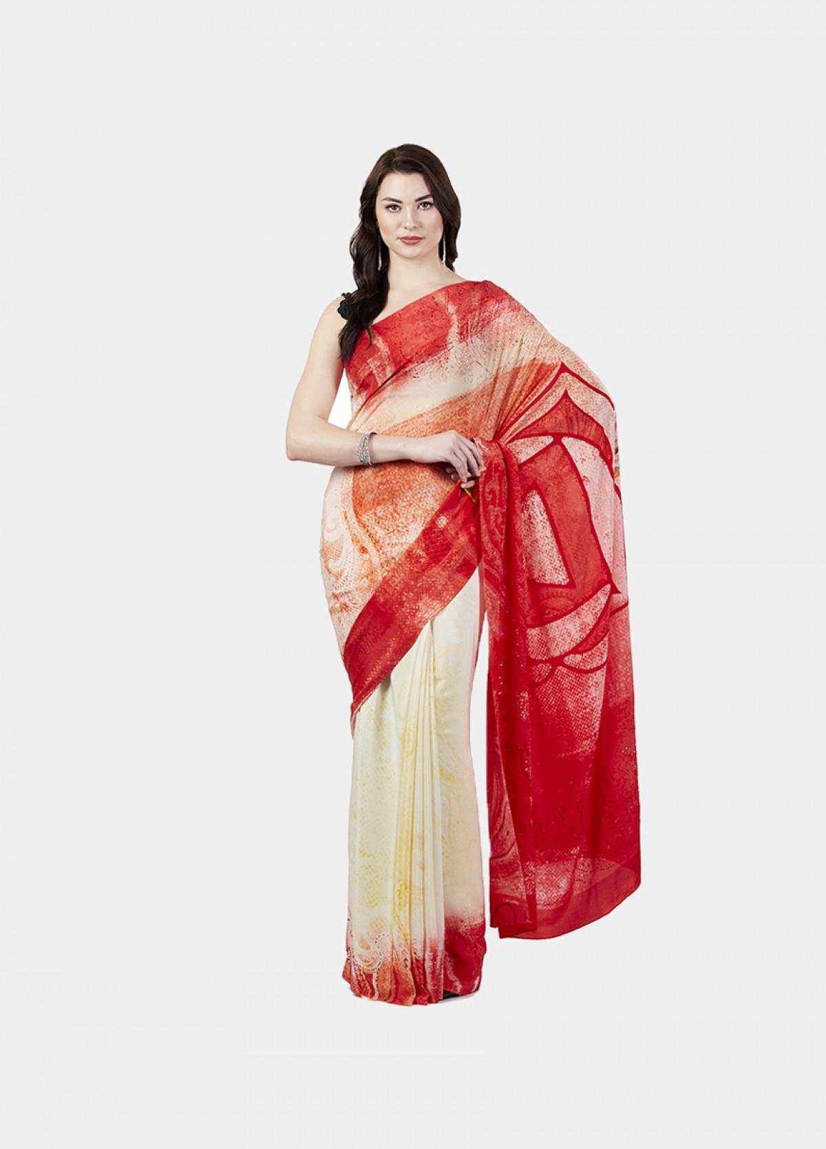 The Mahagauri Sari