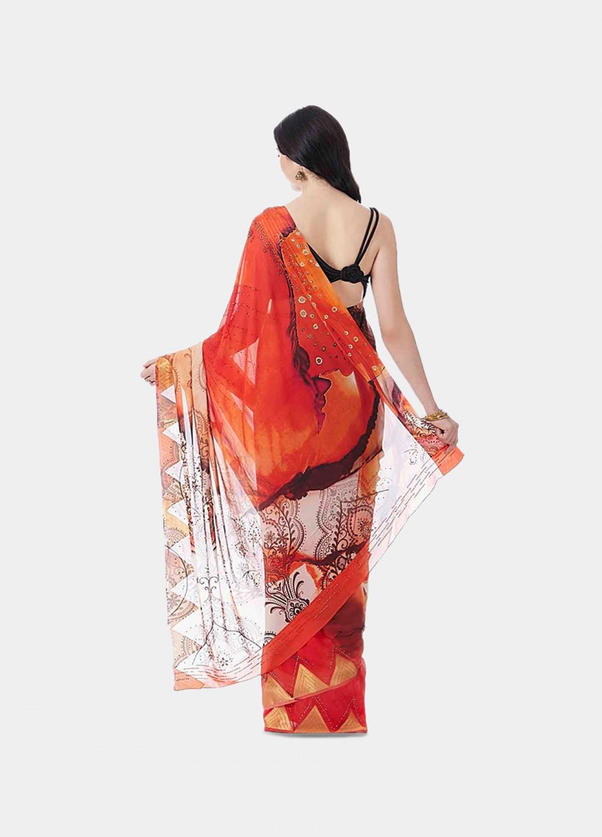 The Shankhni Sari