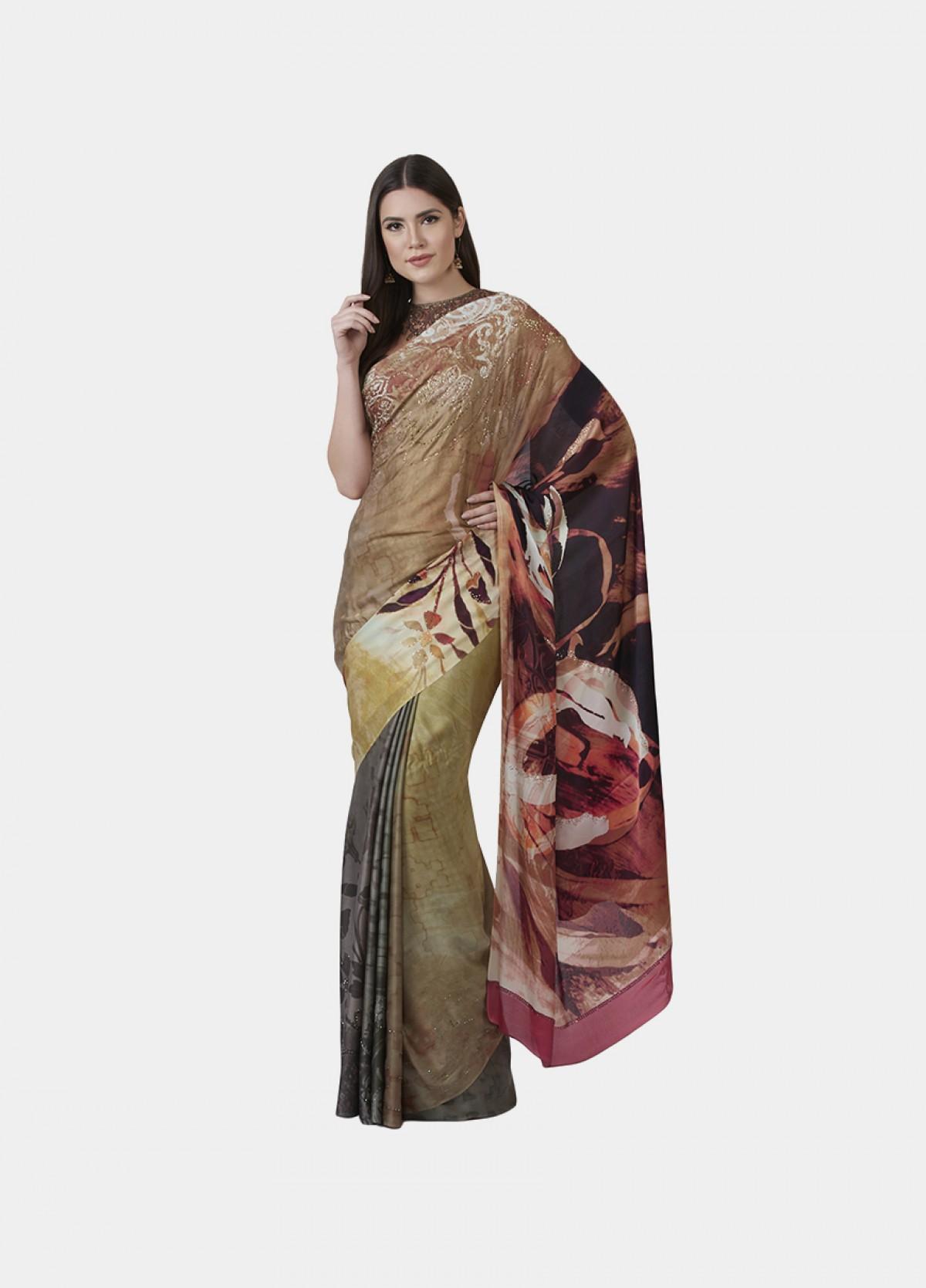 The Primrose Sari
