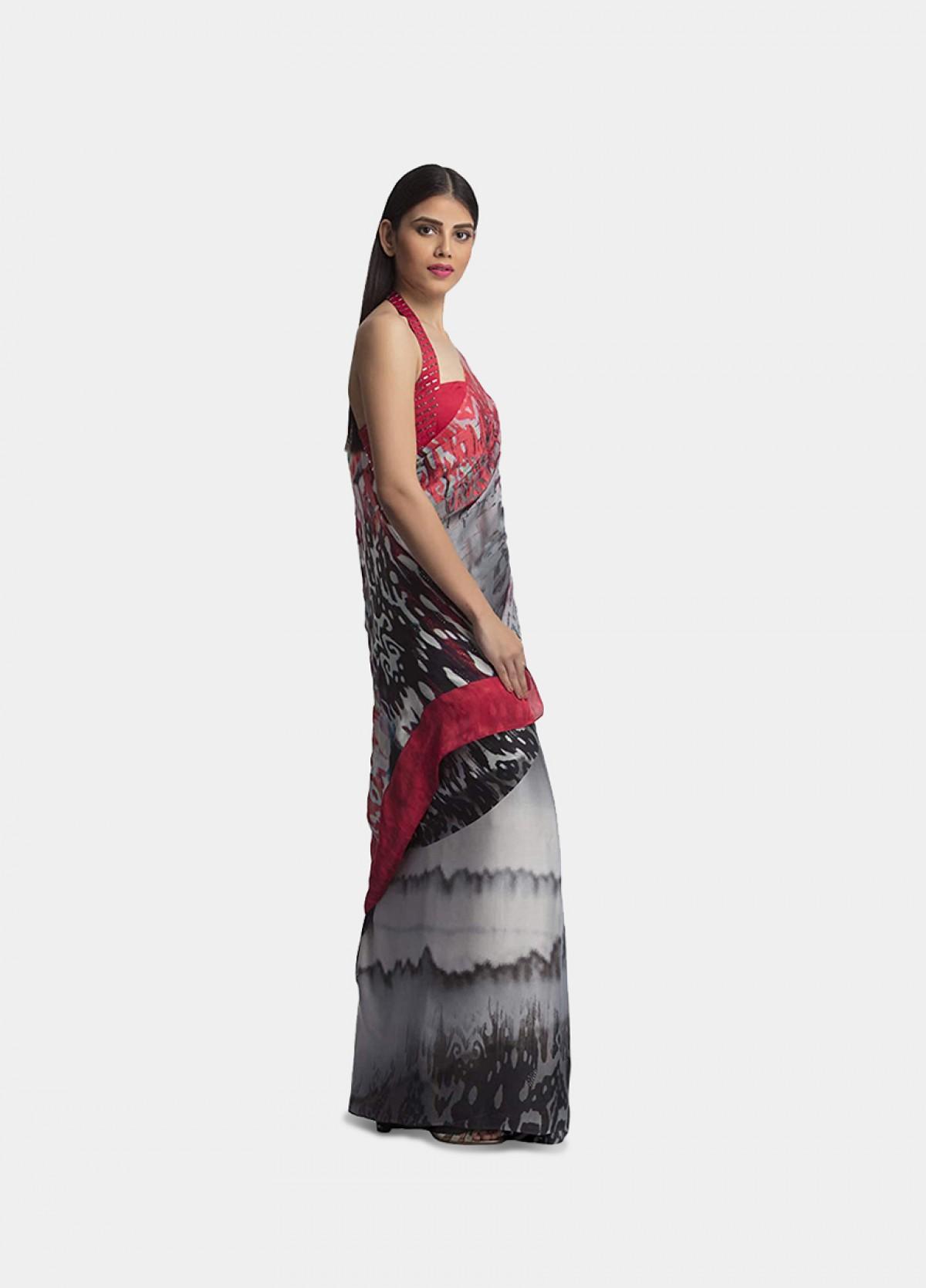 The Ikat Sari