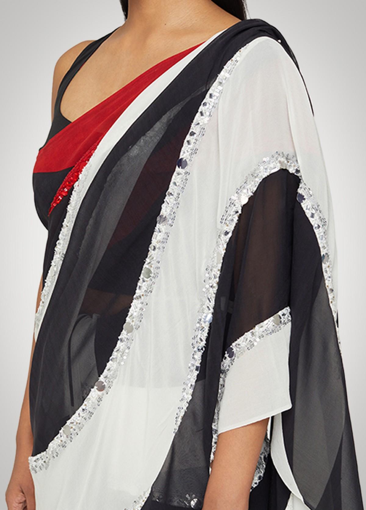 The Monochromatic Abstract Sari