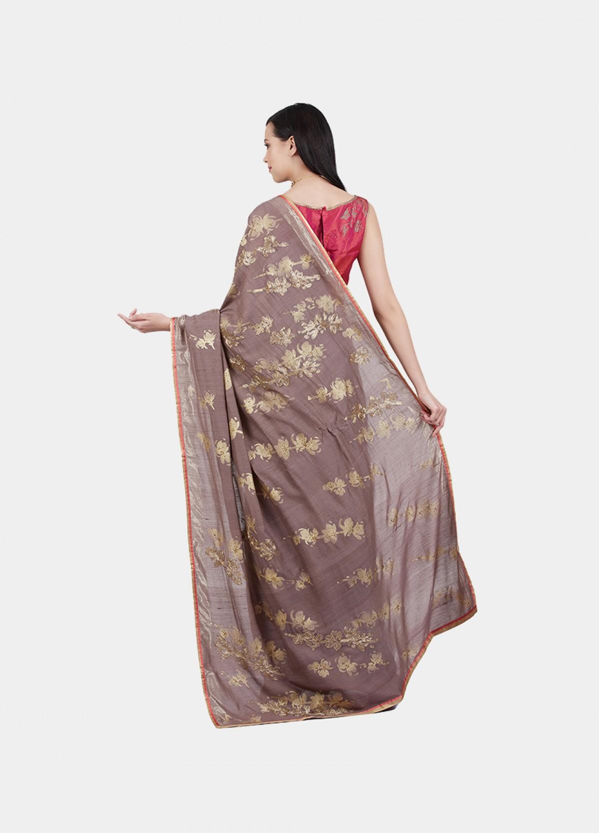 The Mogra Ray Sari