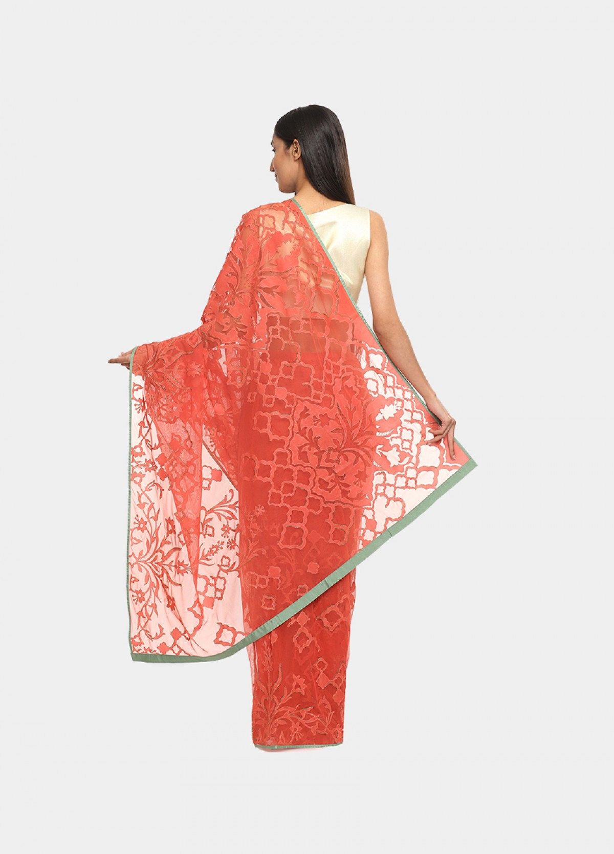 The Shahi Maze Sari
