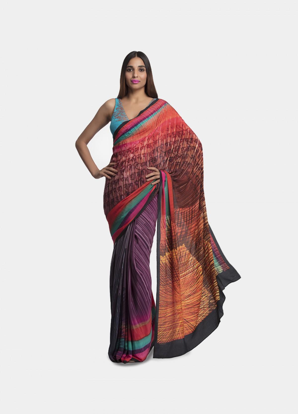 The Devak Sari