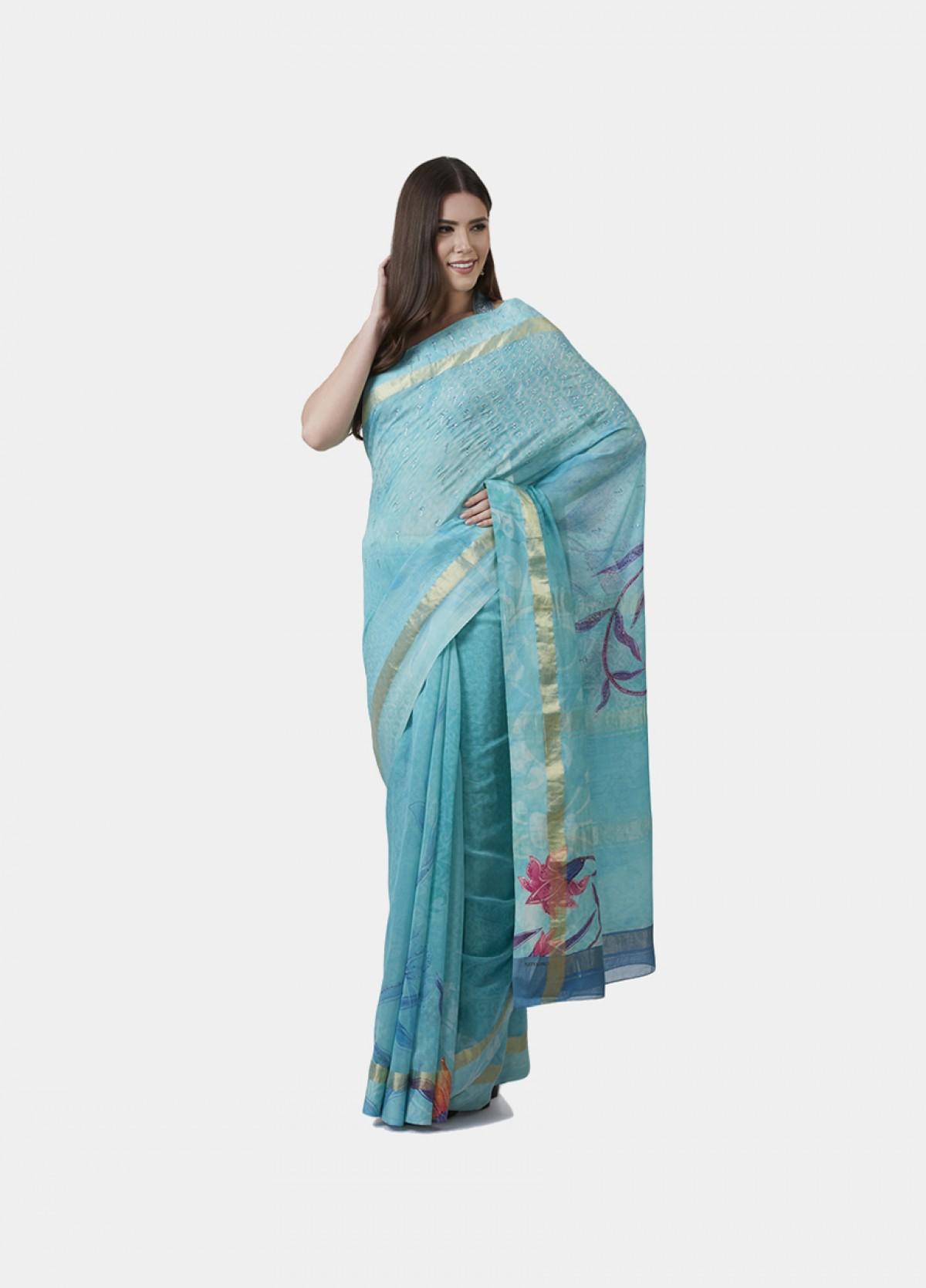 The Shalimar Sari