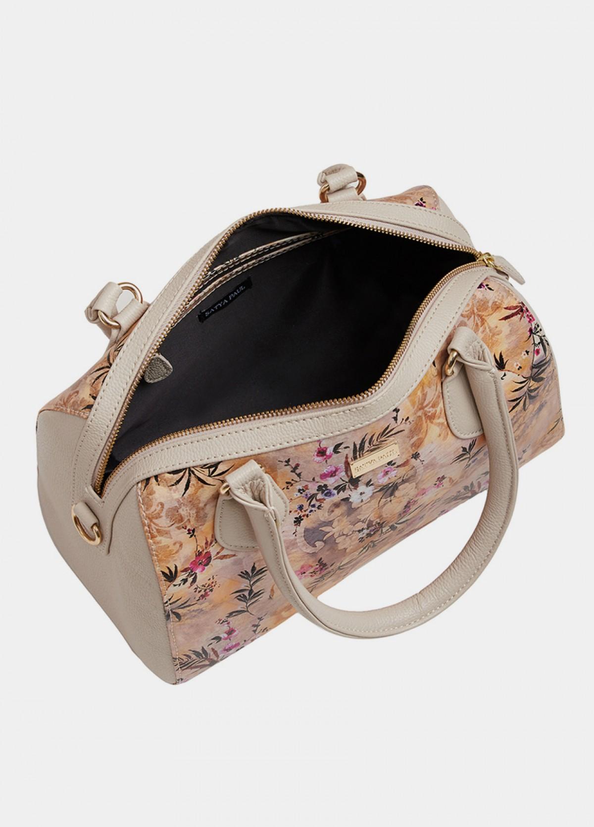 The Printed Bowling Handbag