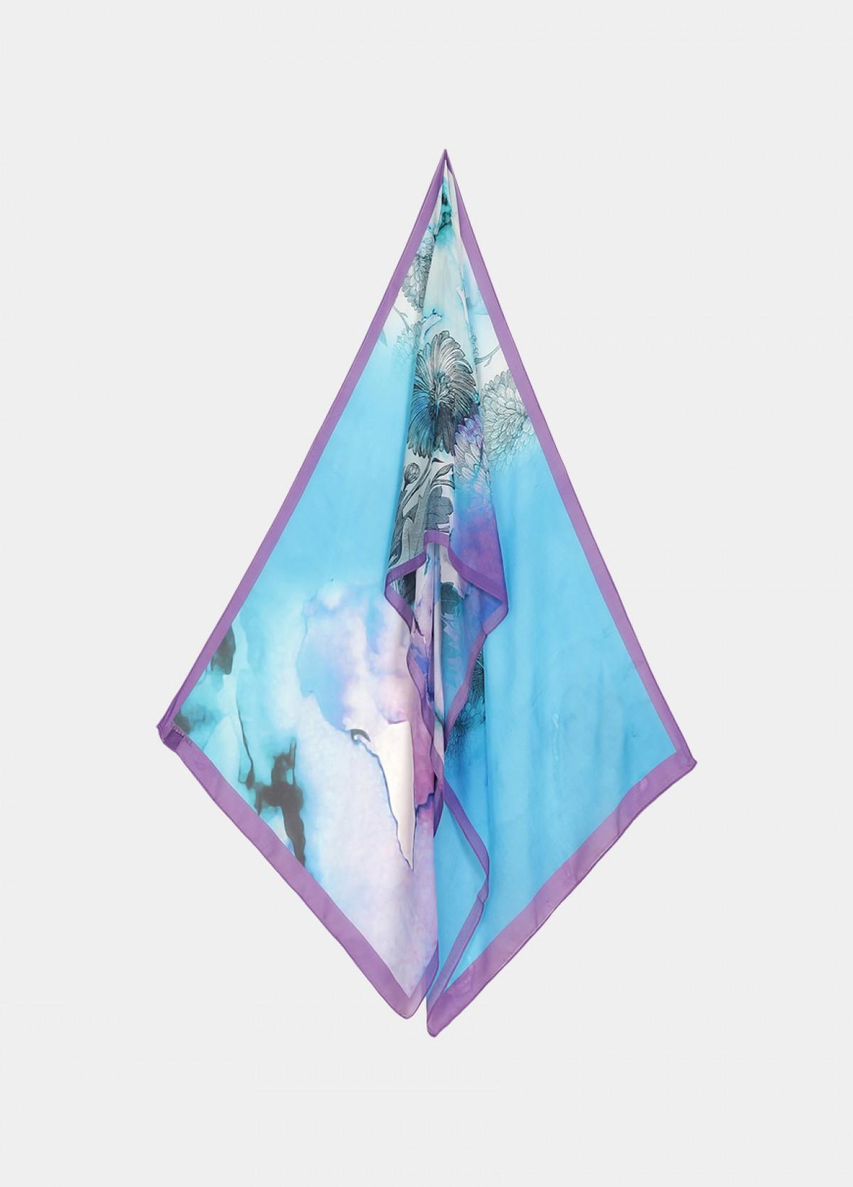 The Purple Lavender Silk Stole