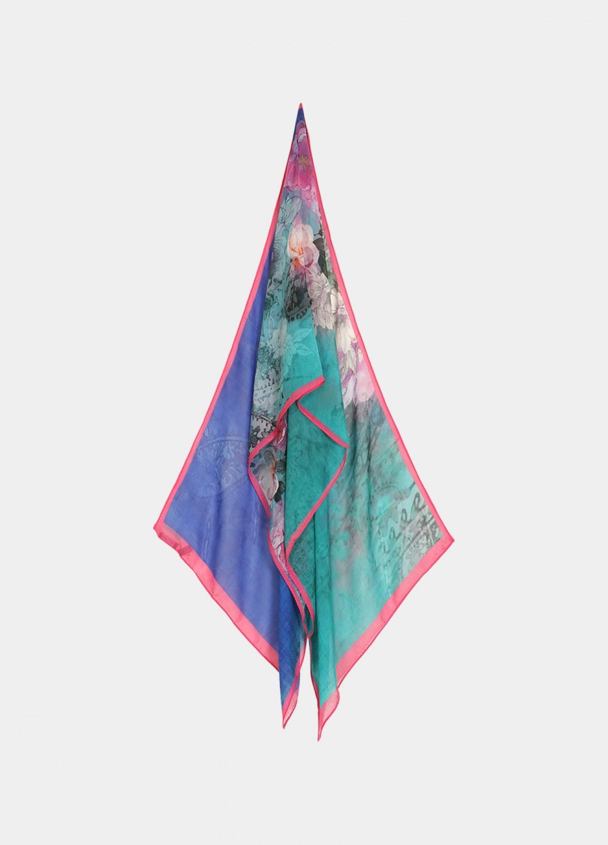 The Blue Silk Stole