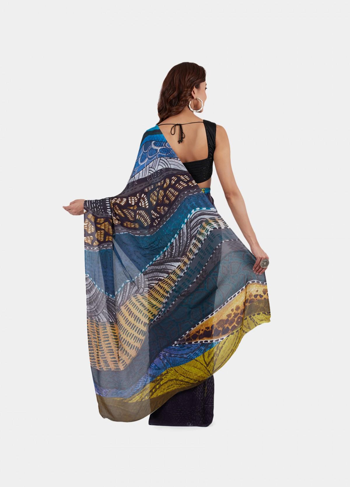 The Gond Sari