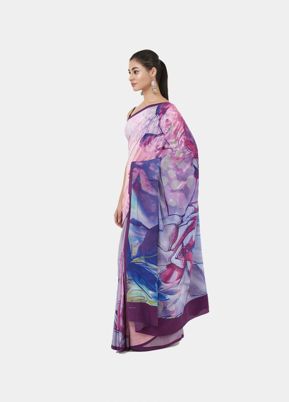 The Nag Champa Sari
