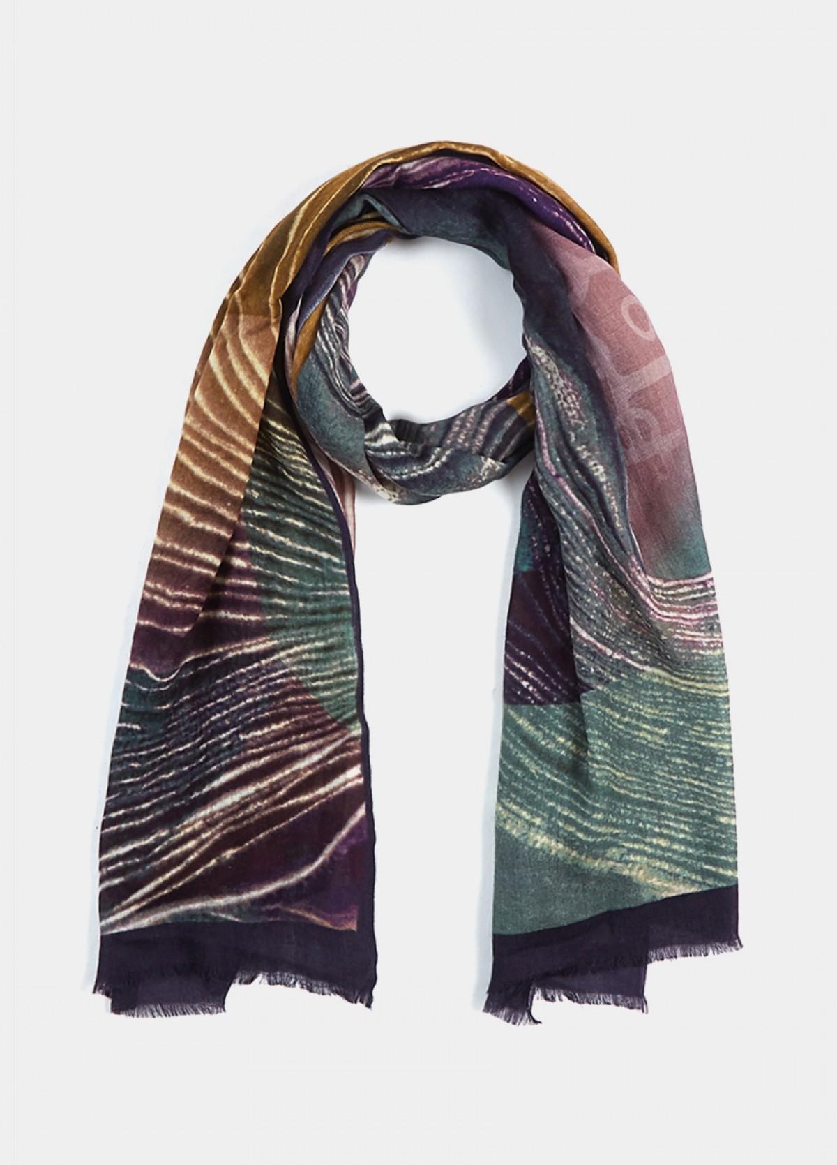 The Wool Silk Shawls