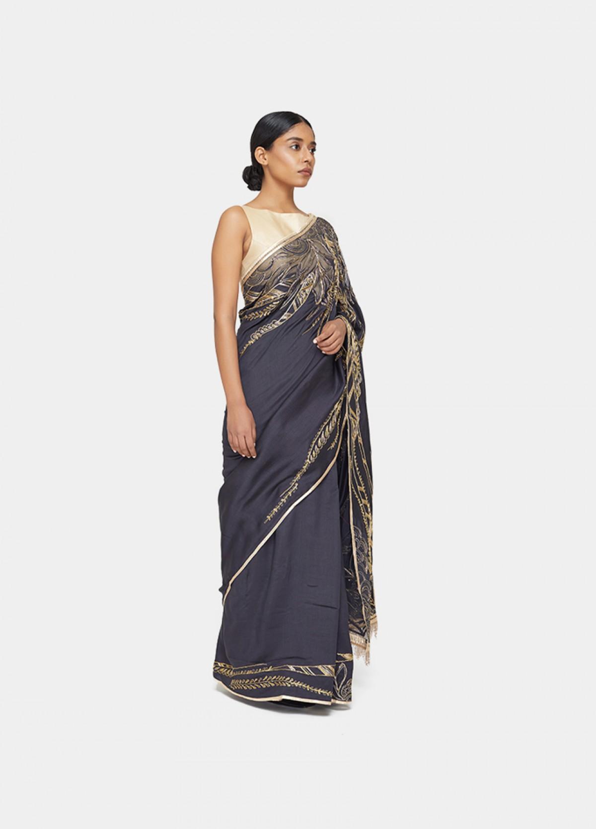 The Lehar Sari