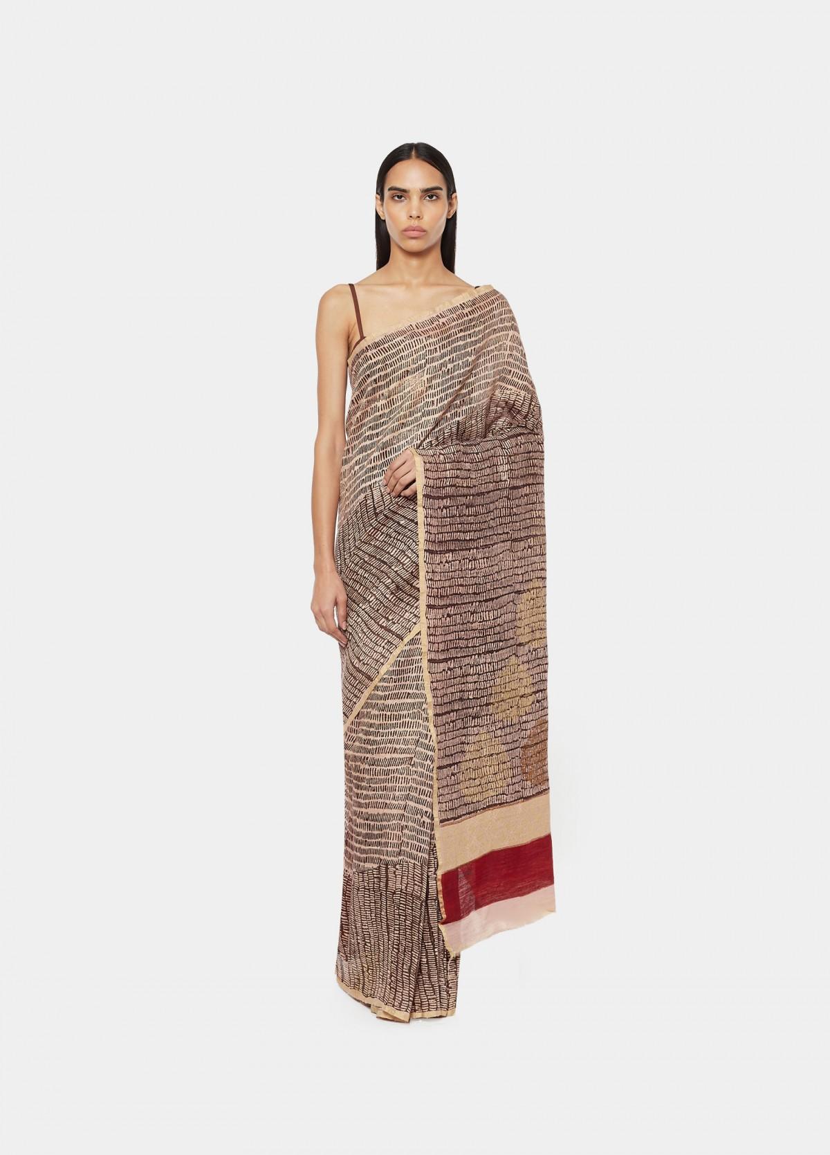 The Chatai Sari
