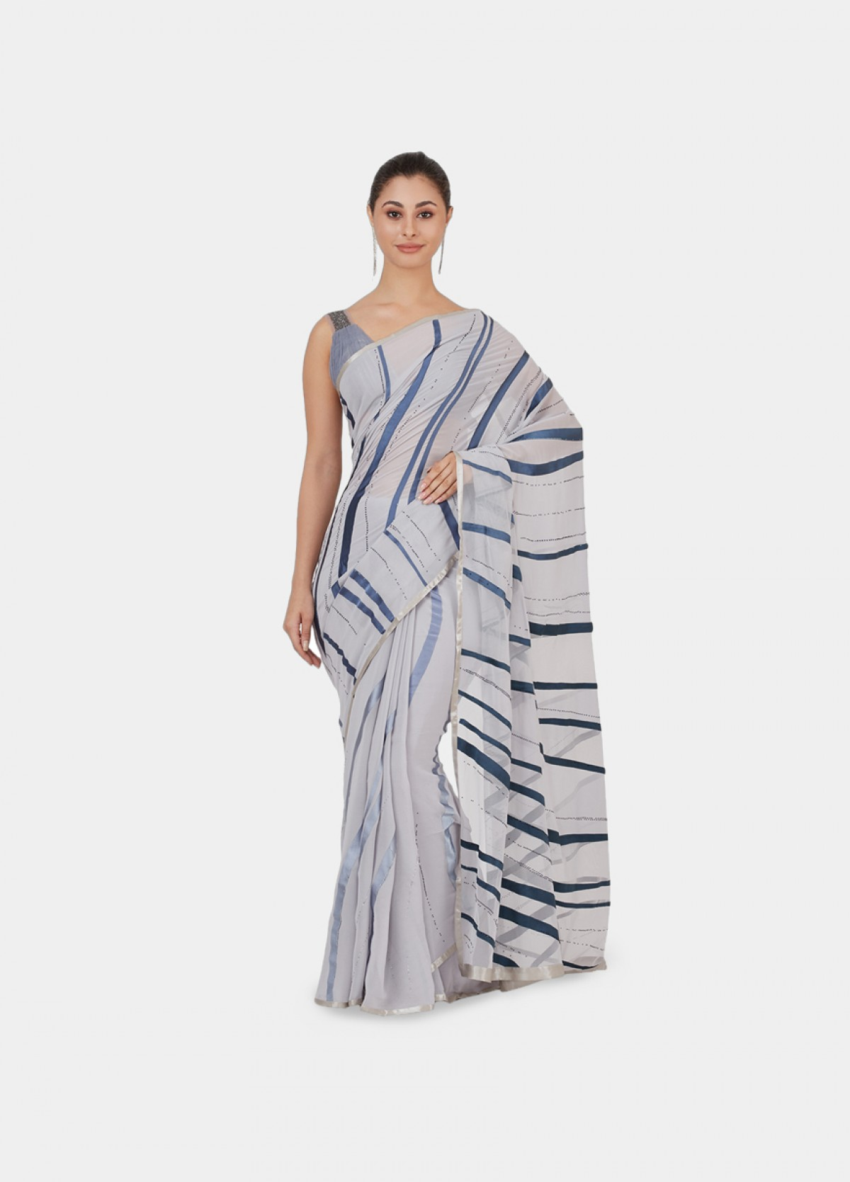 The Meandering Muse Sari