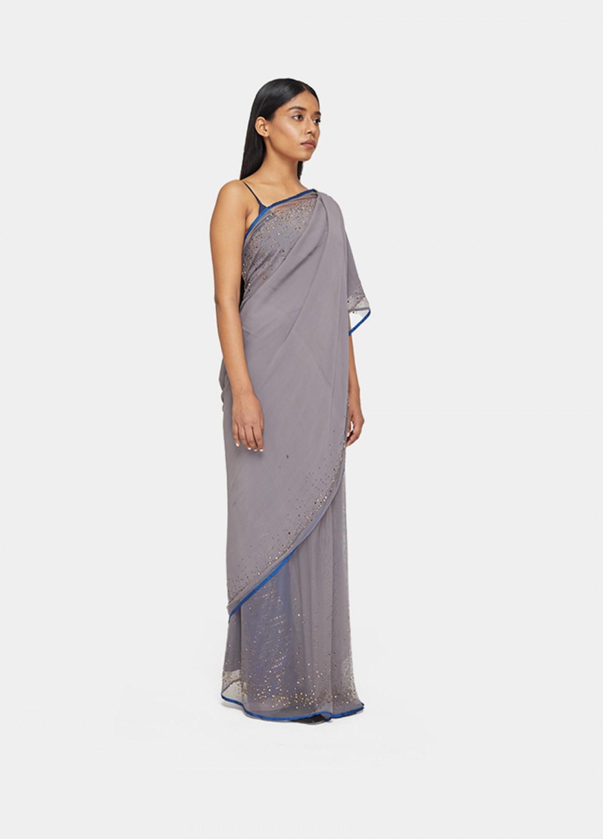 The Mahnorr Sari