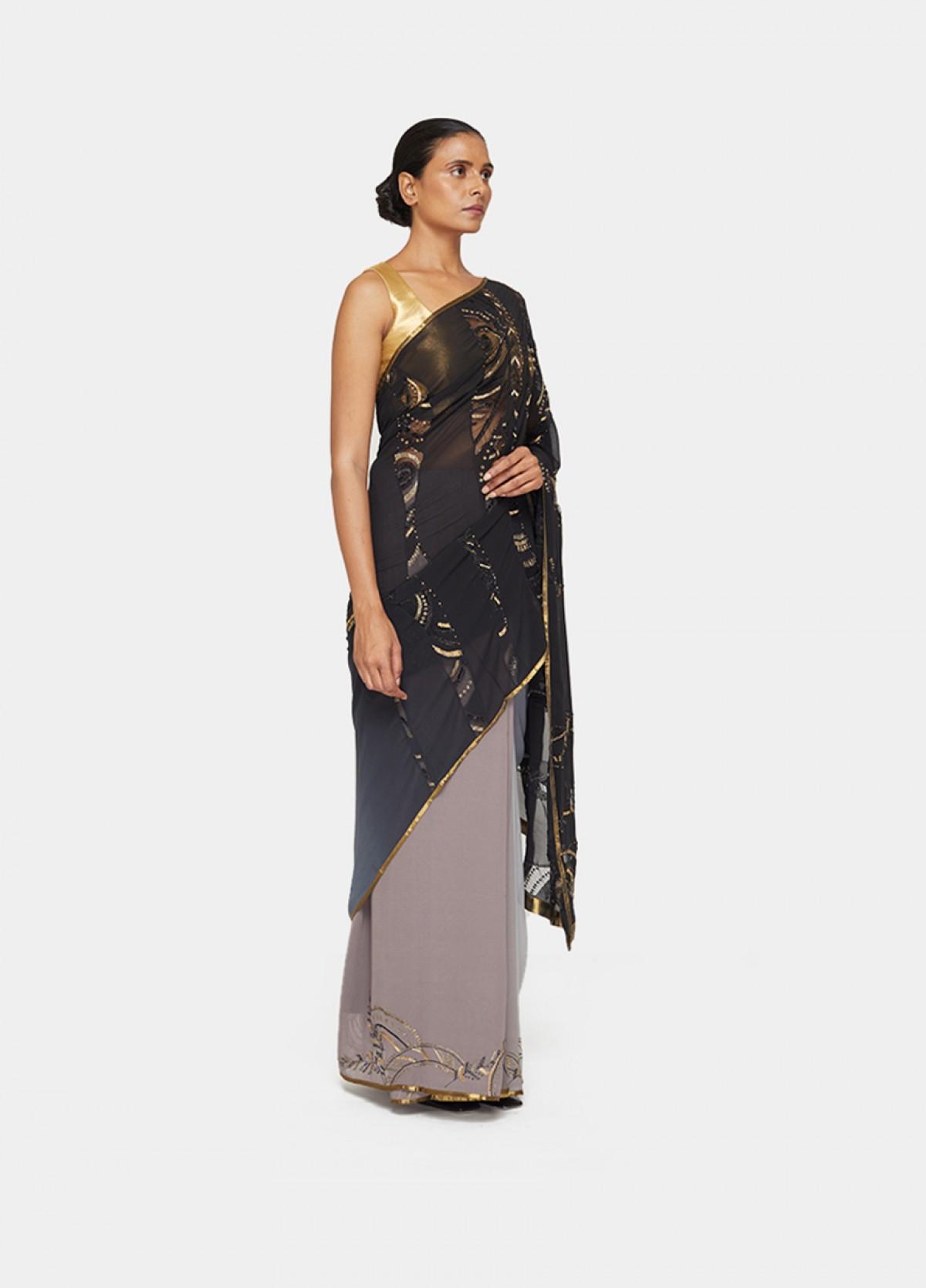The Karigari Sari