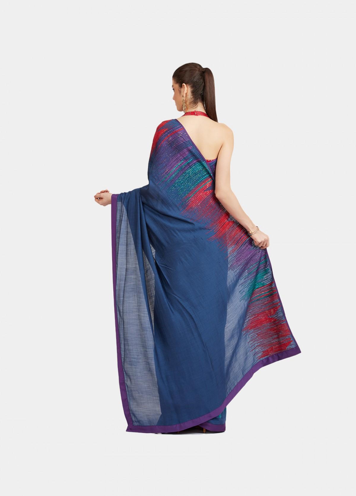 The Scribble Sari