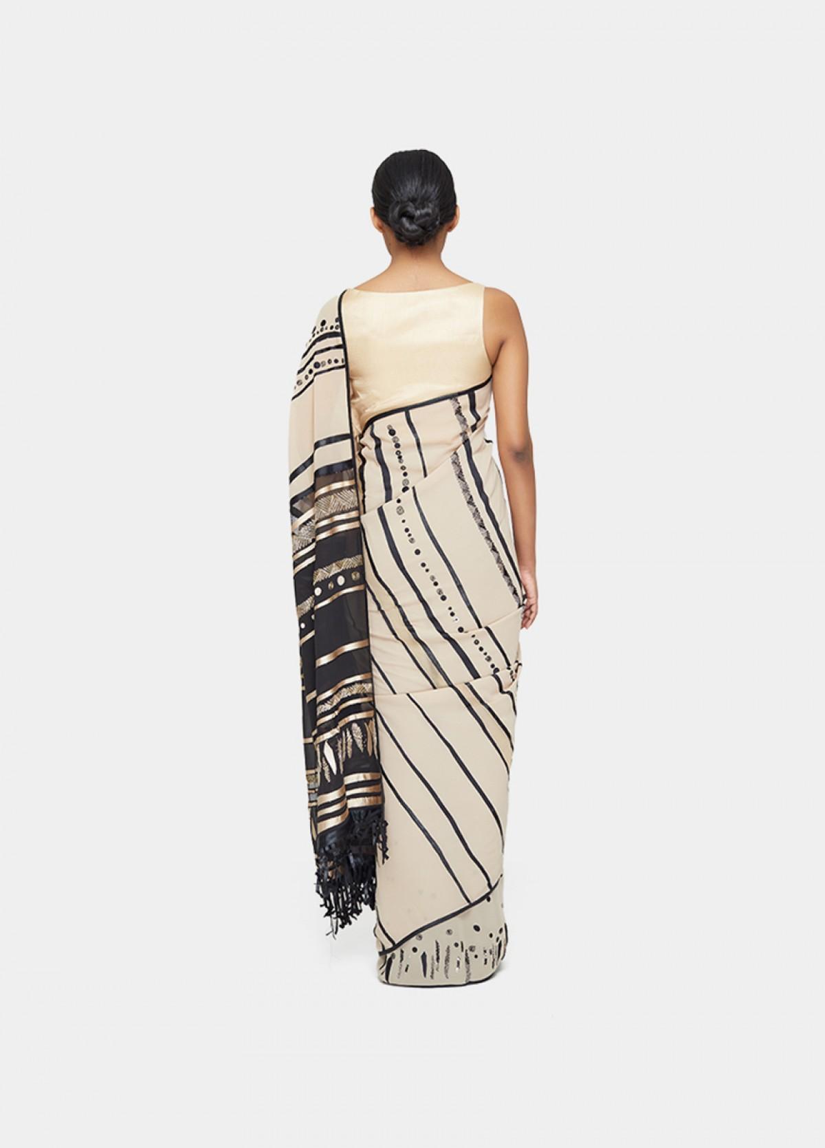 The Linear Dance Sari