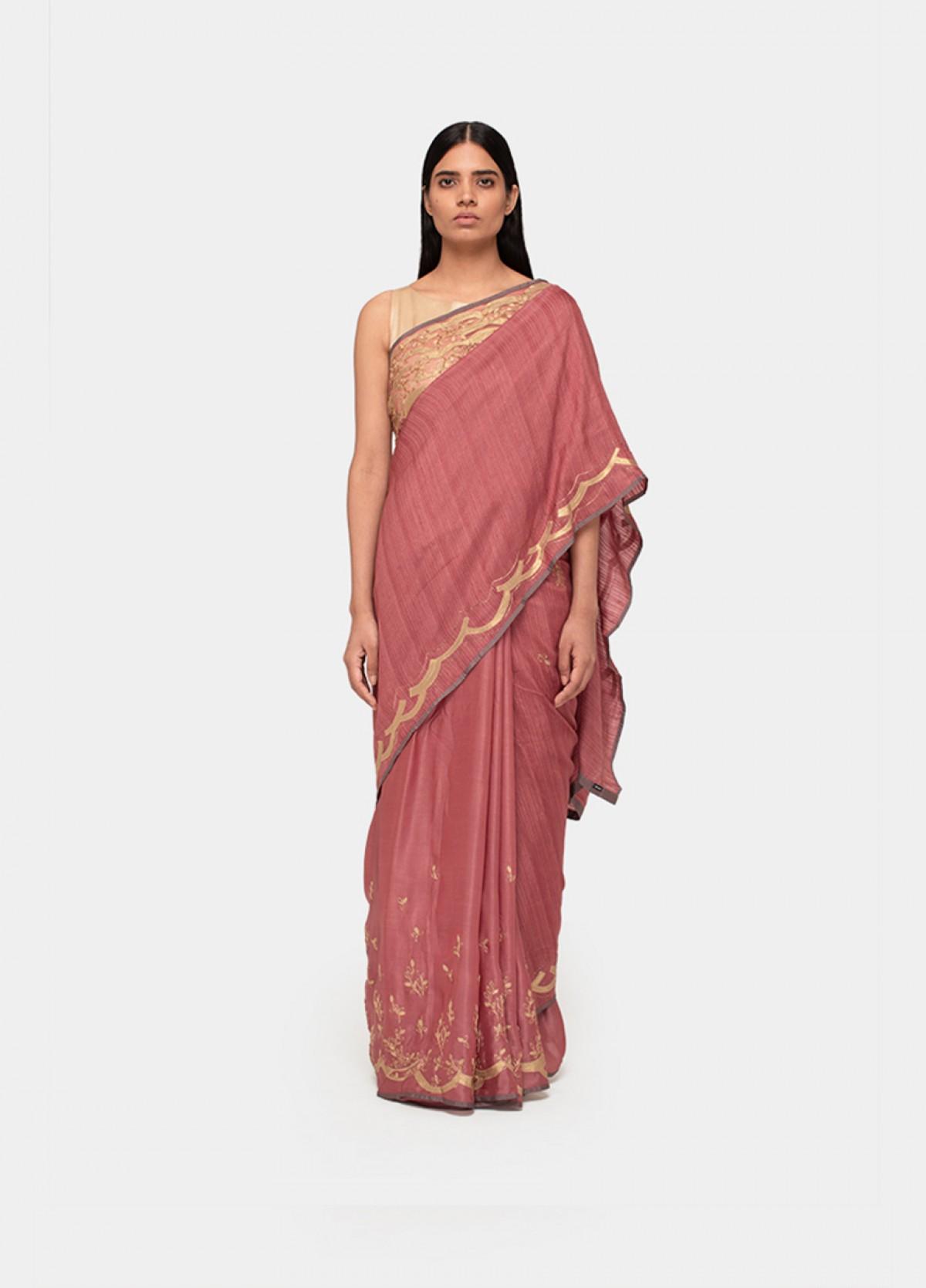 The Ethereal Sari