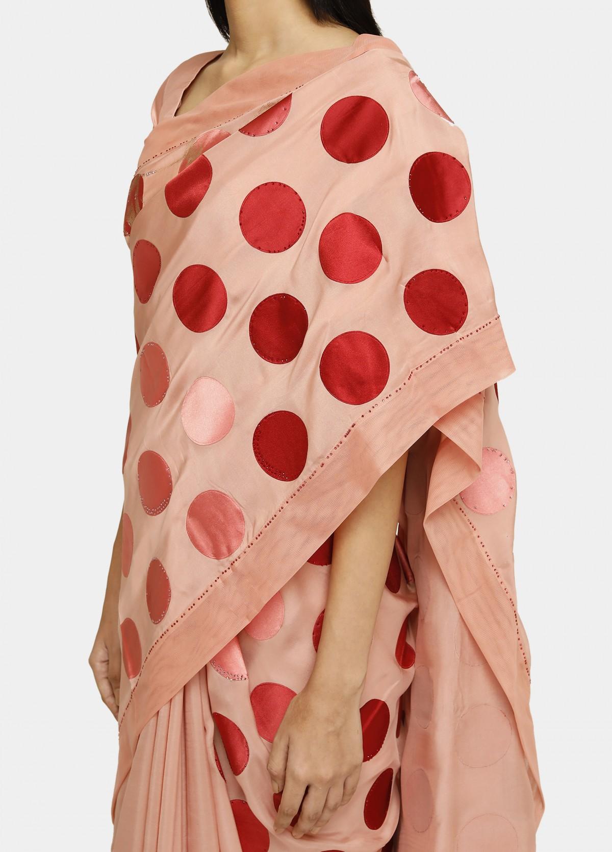 The Polka Sari