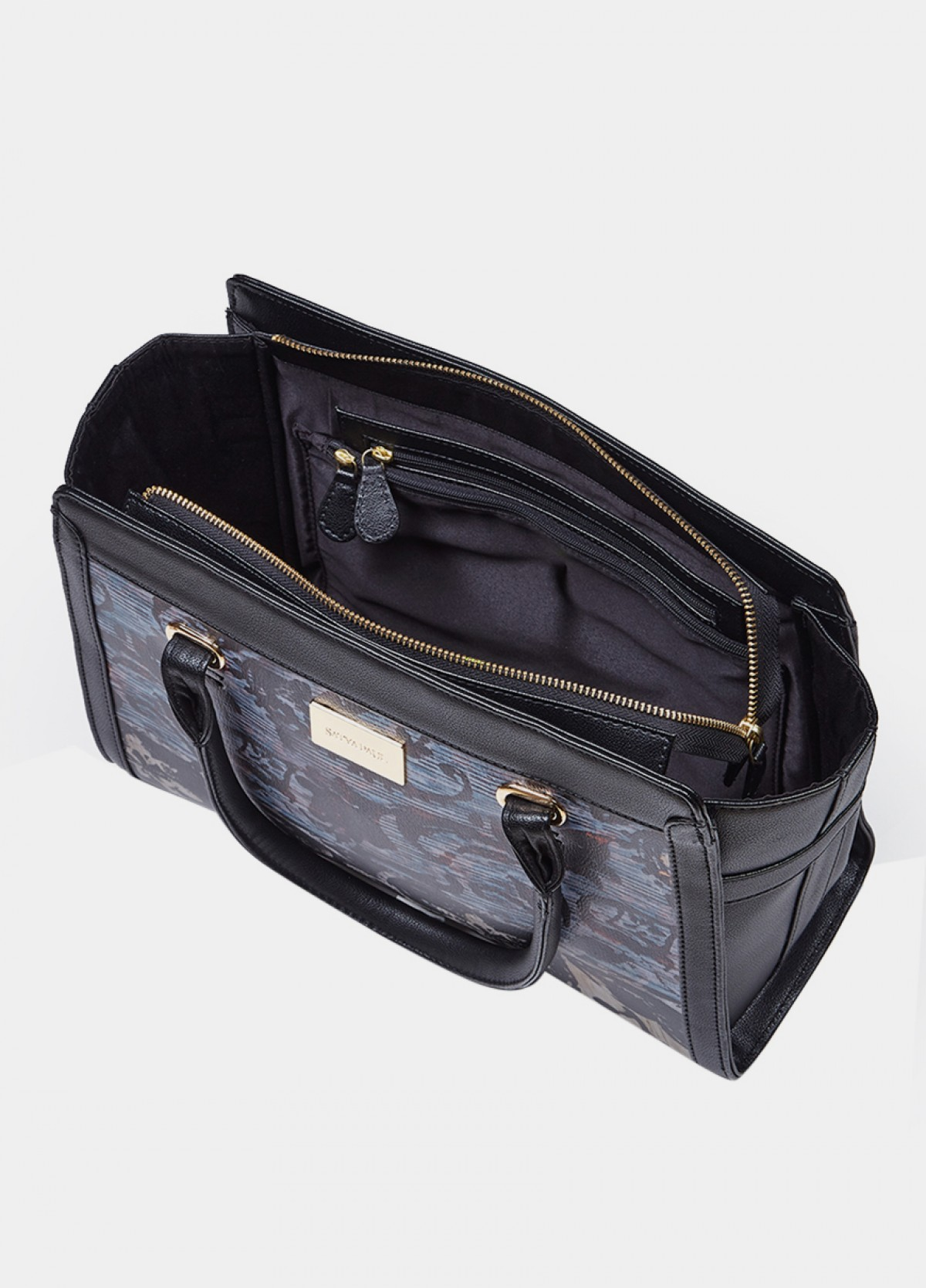 The Paisley Shoulder Bag