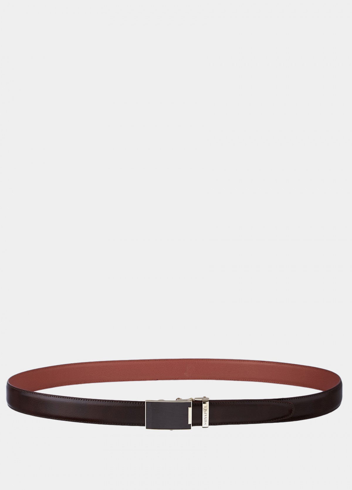 The Brown Leather Belt