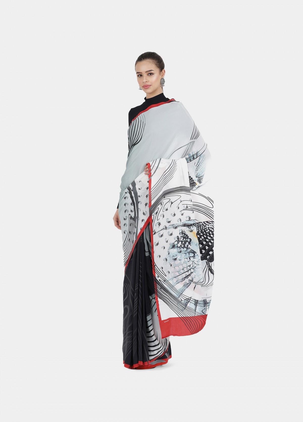 The Manakin Sari