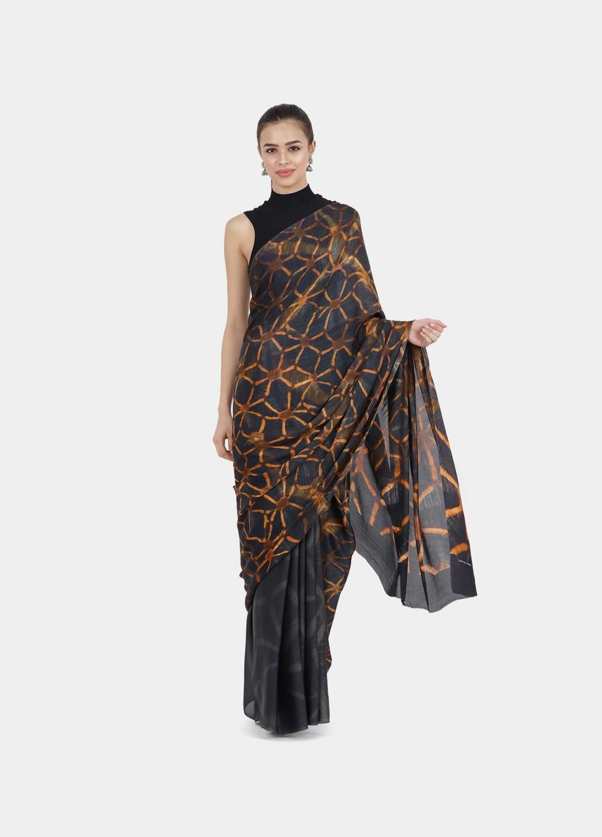 The Squirtil Sari