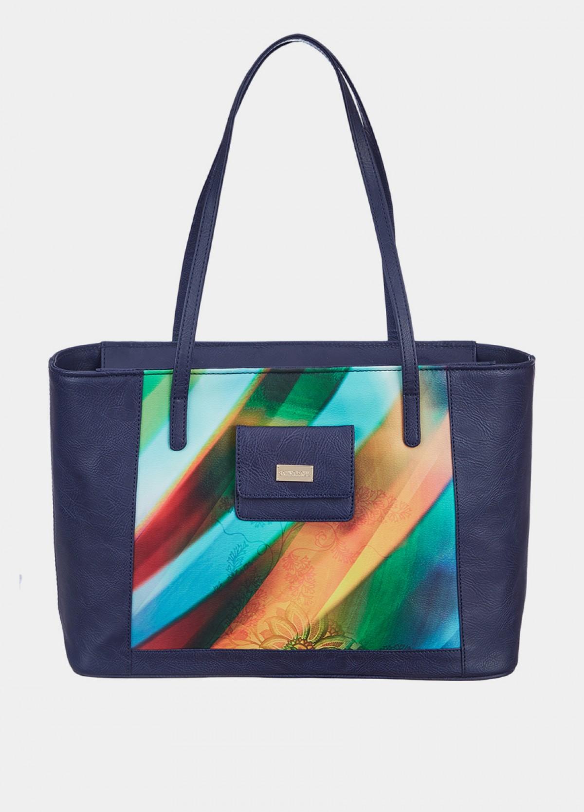 The Printed Tote Bag