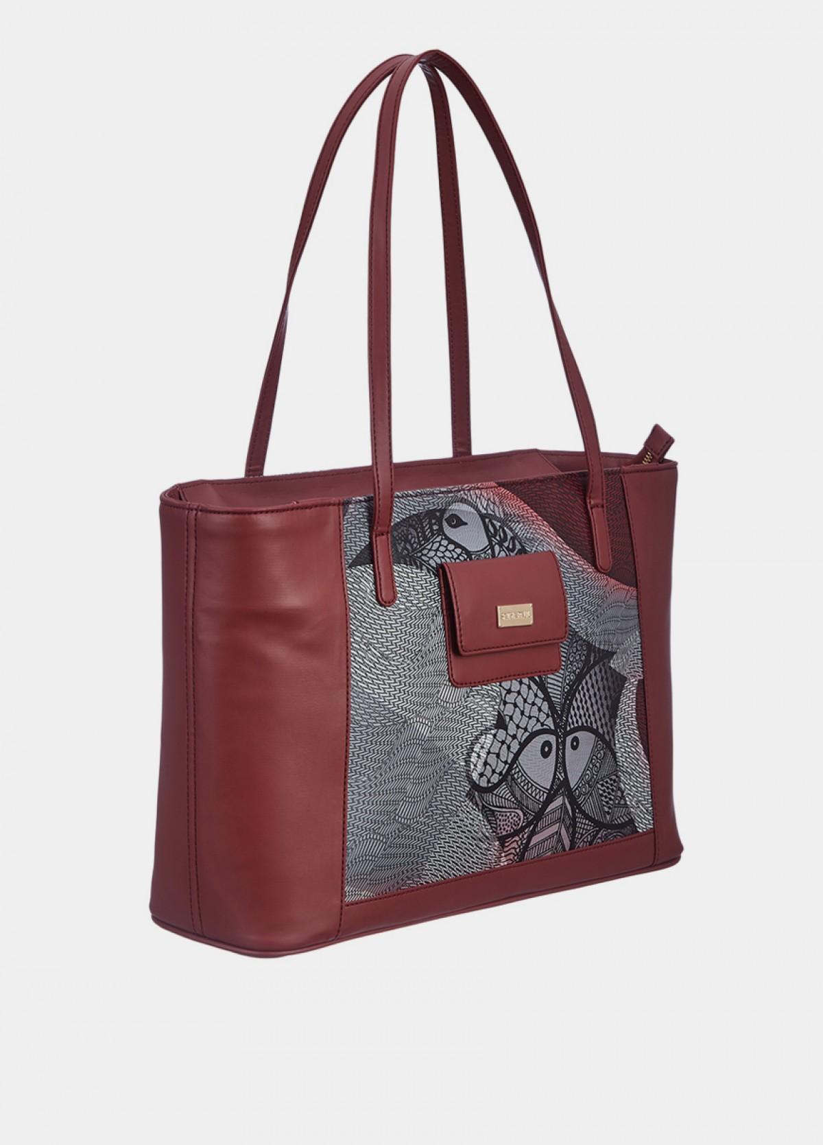 The Machhli Tote Bag