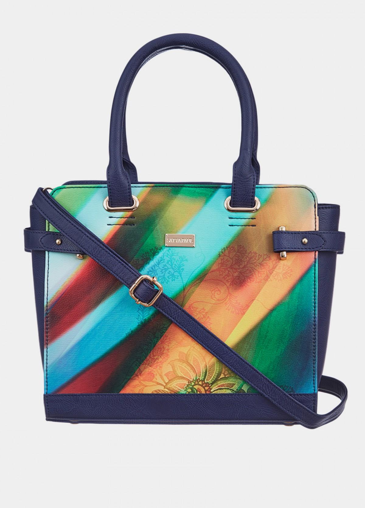 The Printed Shoulder Bag