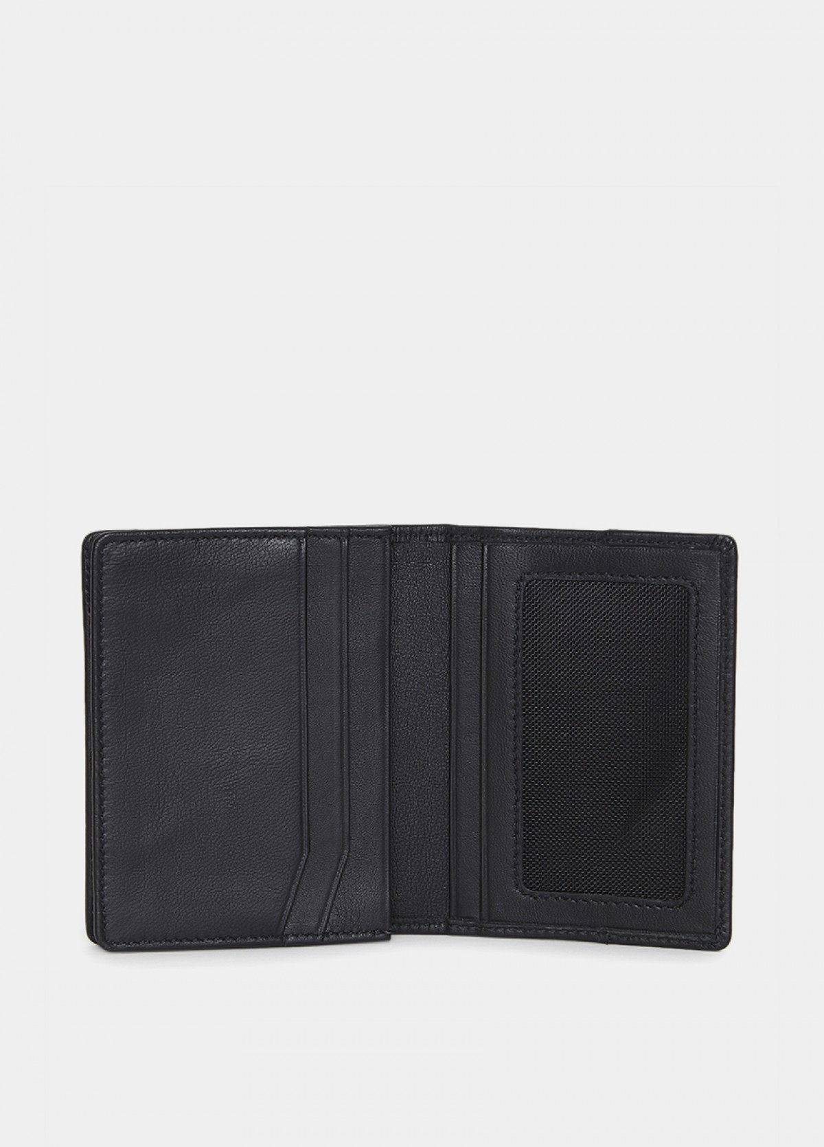 The Him & The City Olive Men'S Business Card Holder