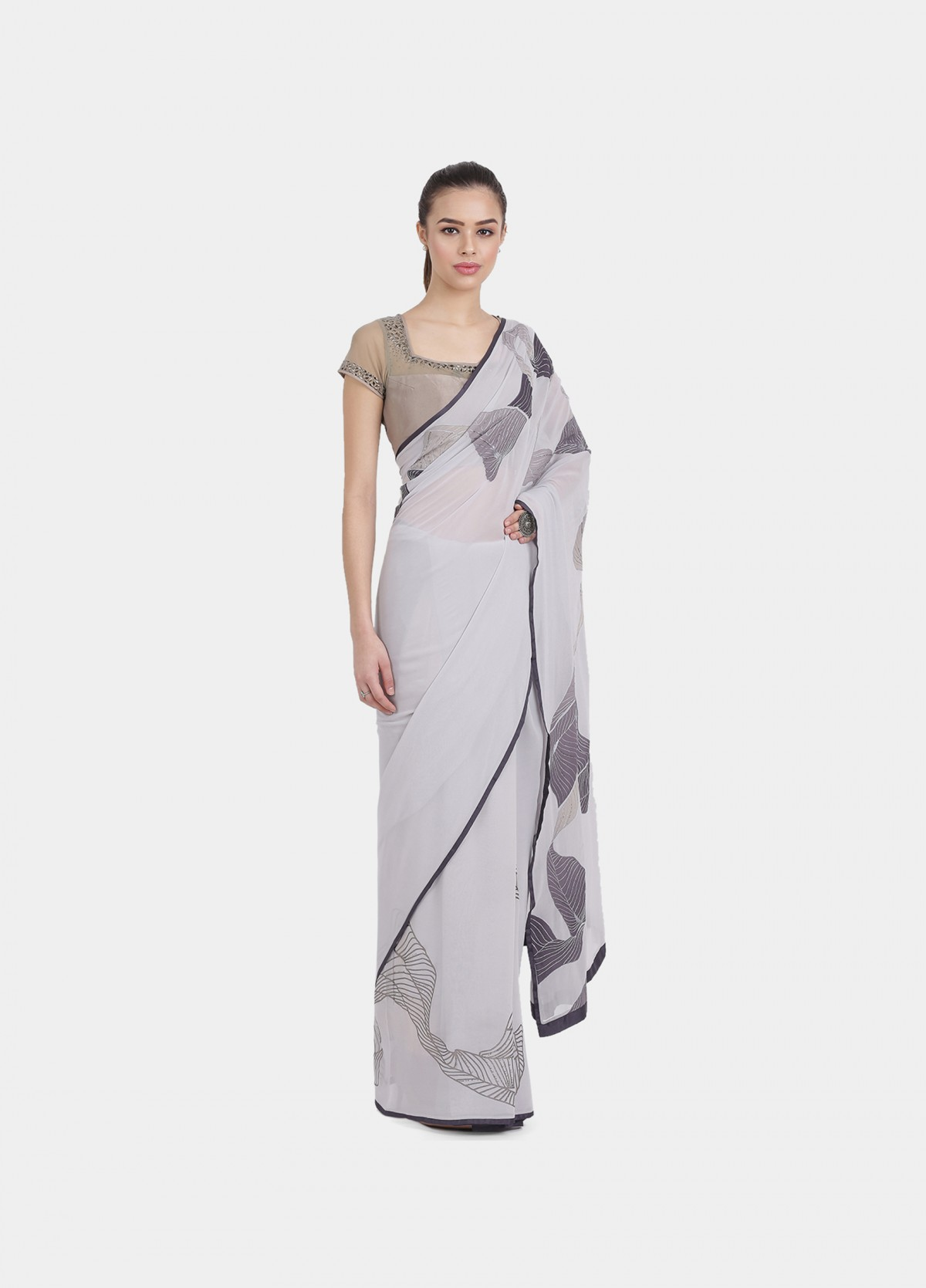 The Aftab Sari