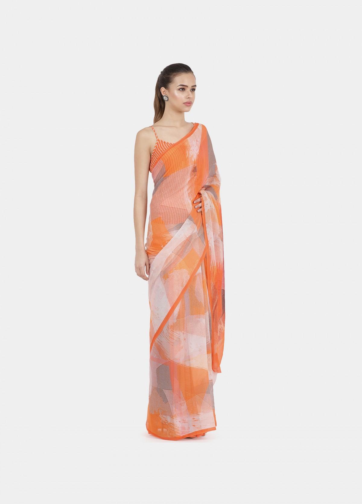 The Spring Sari