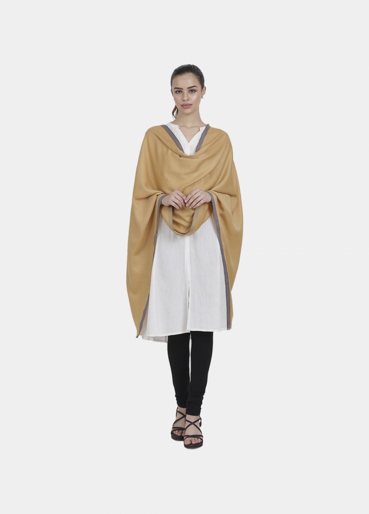 The Reversible Wool Shawl