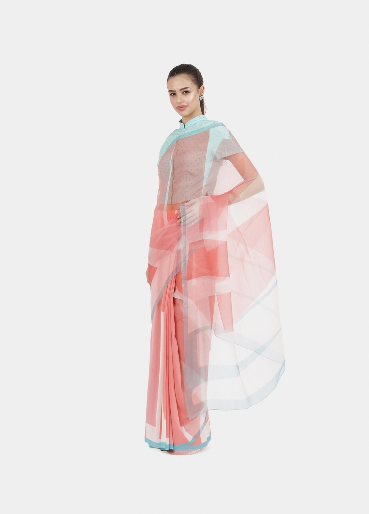 The Interact Sari