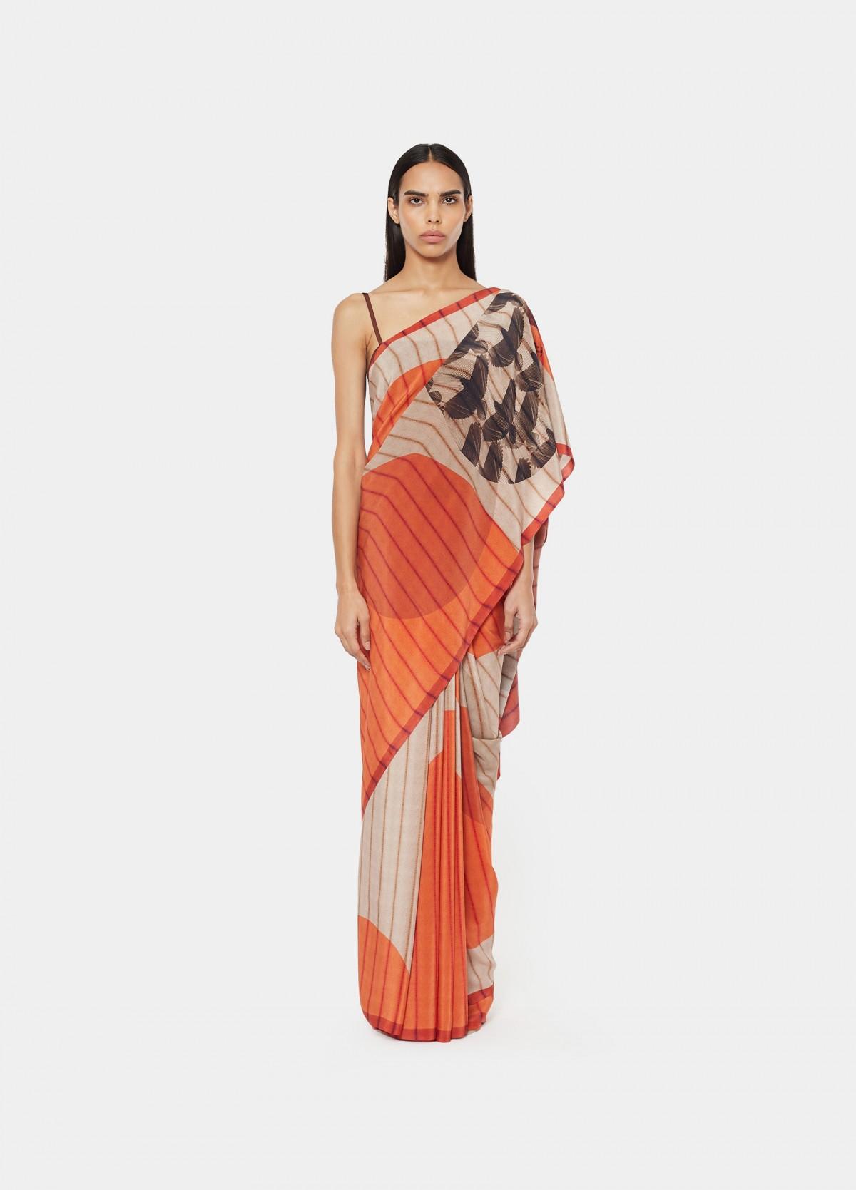 The Udaan Sari