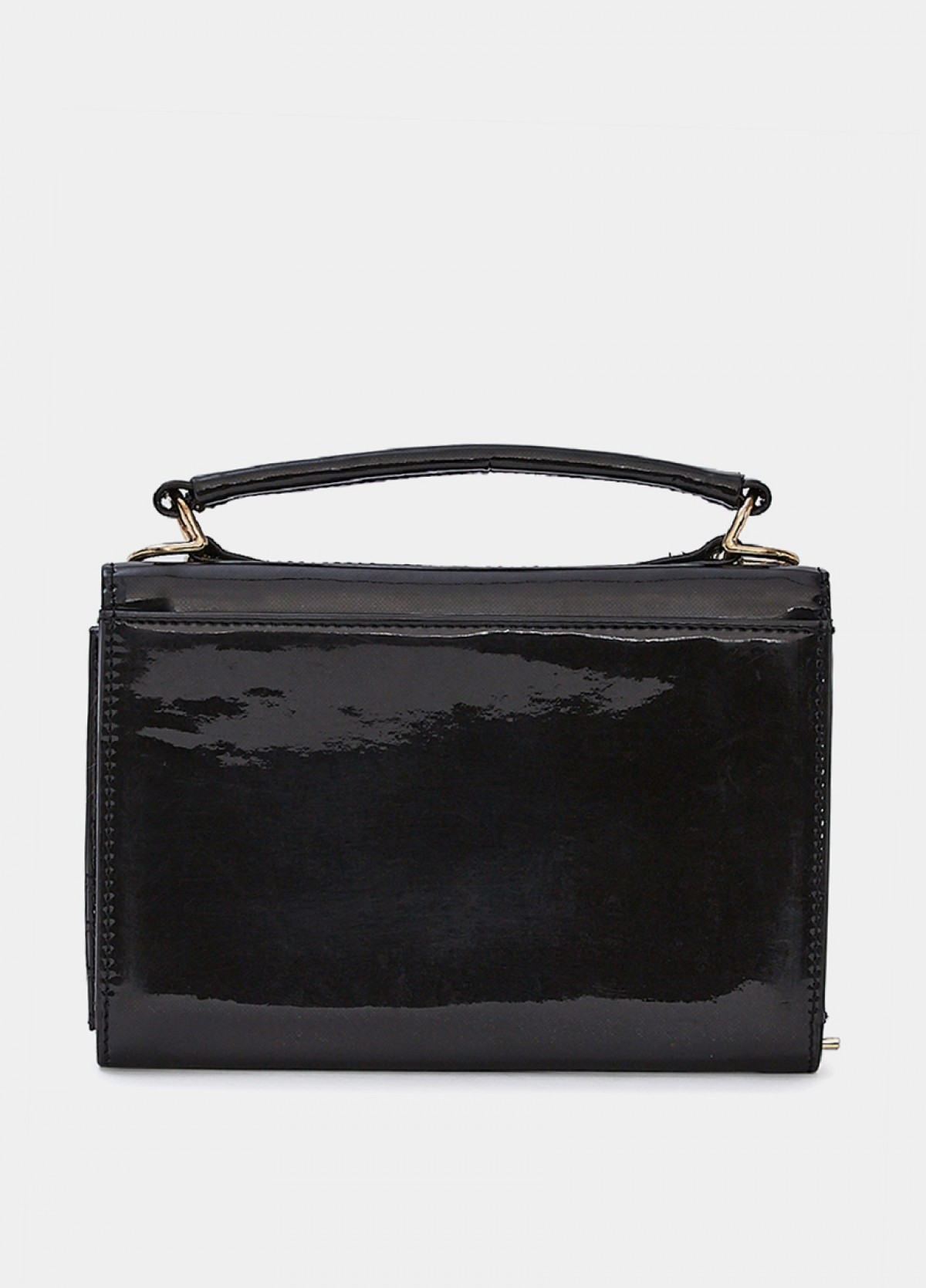 The Black Party Clutch