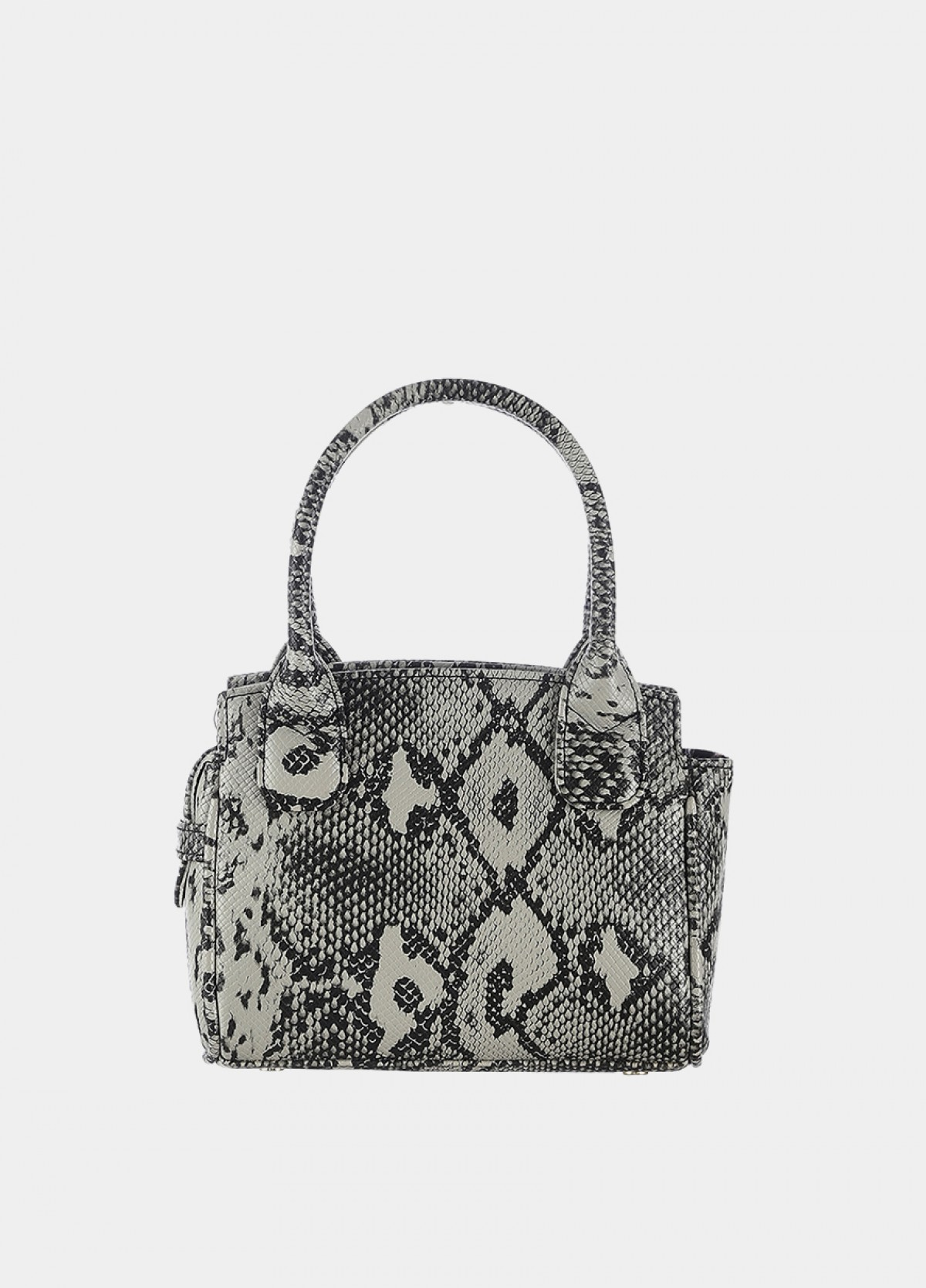 The Printed Snake Clutch