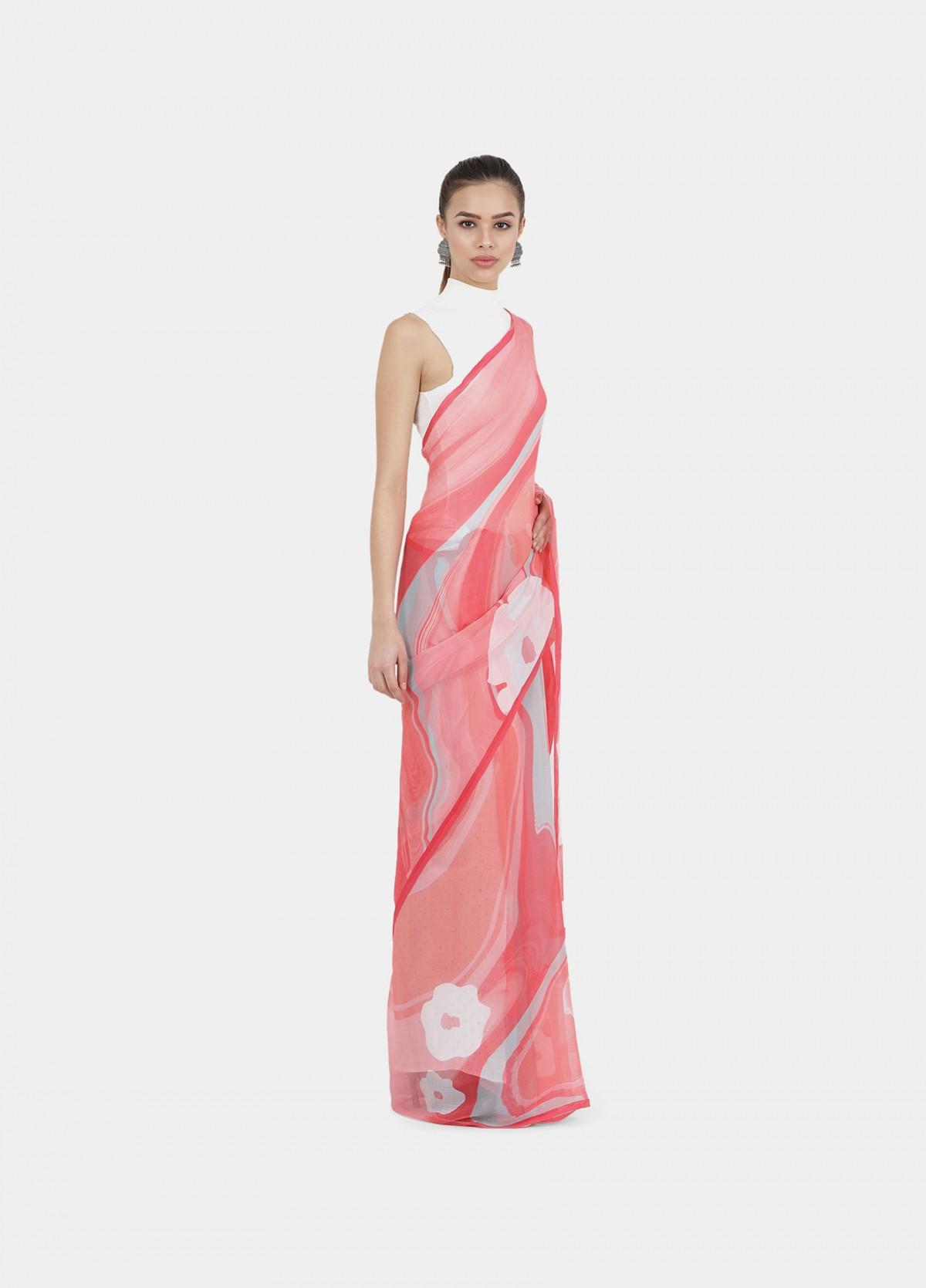 The Sakura Sari