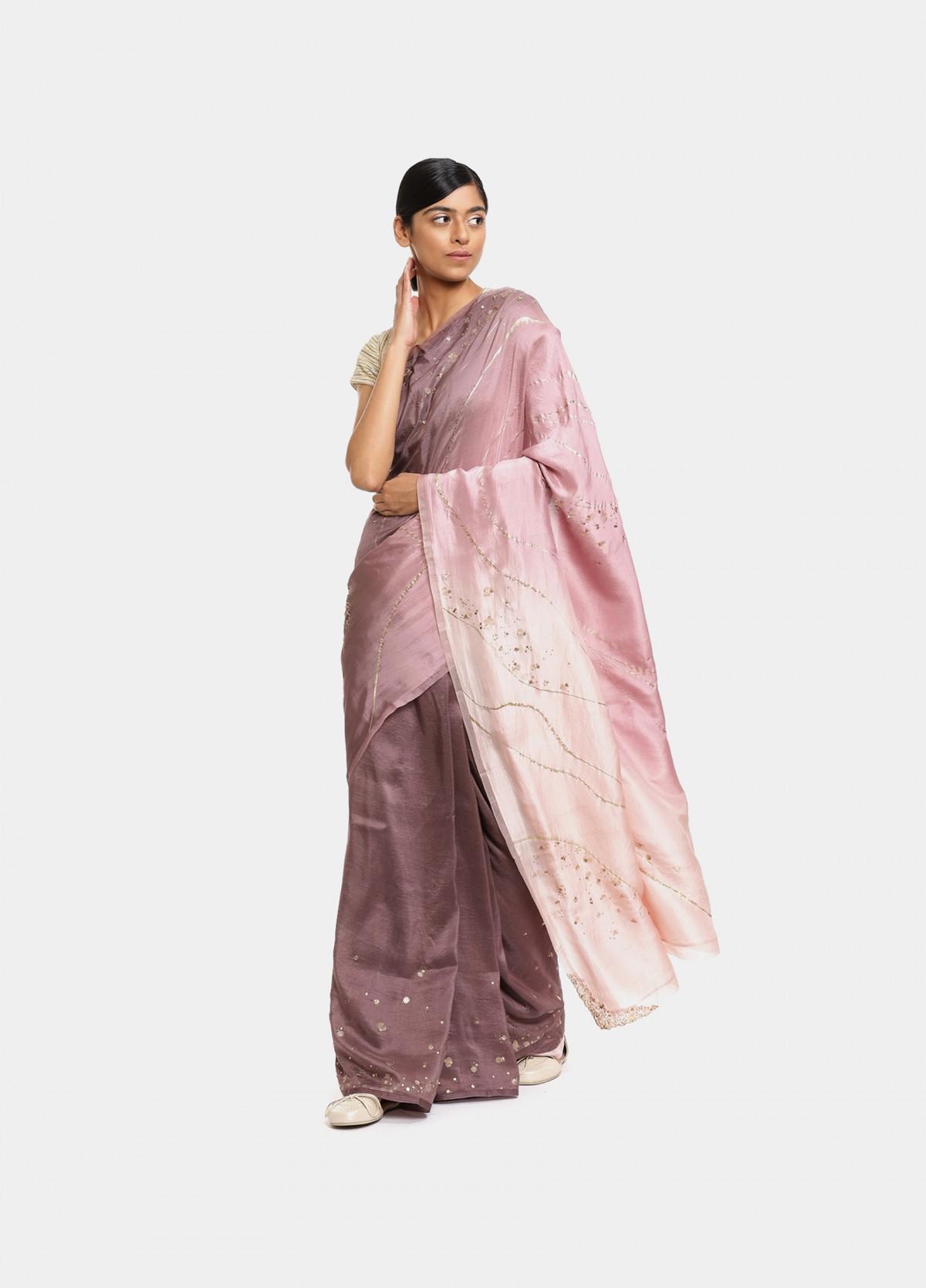 The Fluid Sari