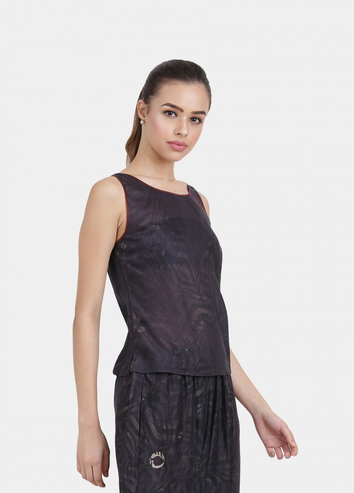 The Moody Marti Top