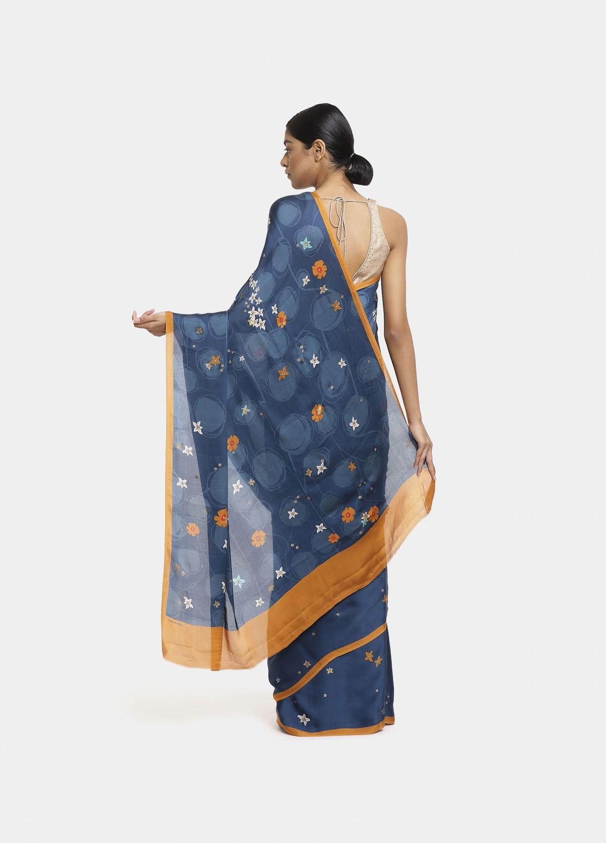 The Gul Bagh Sari
