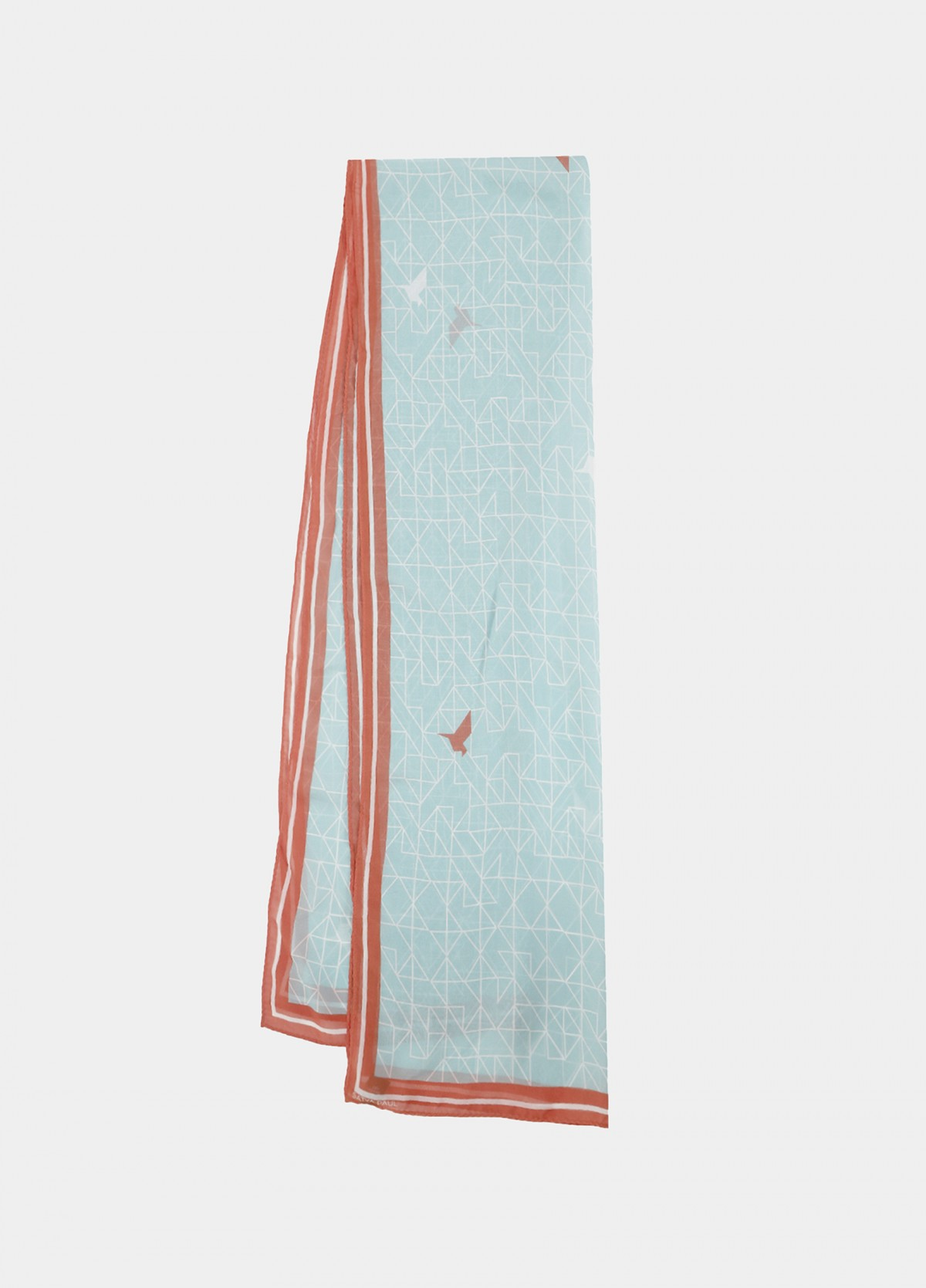 The Chrysalis Silk Scarf