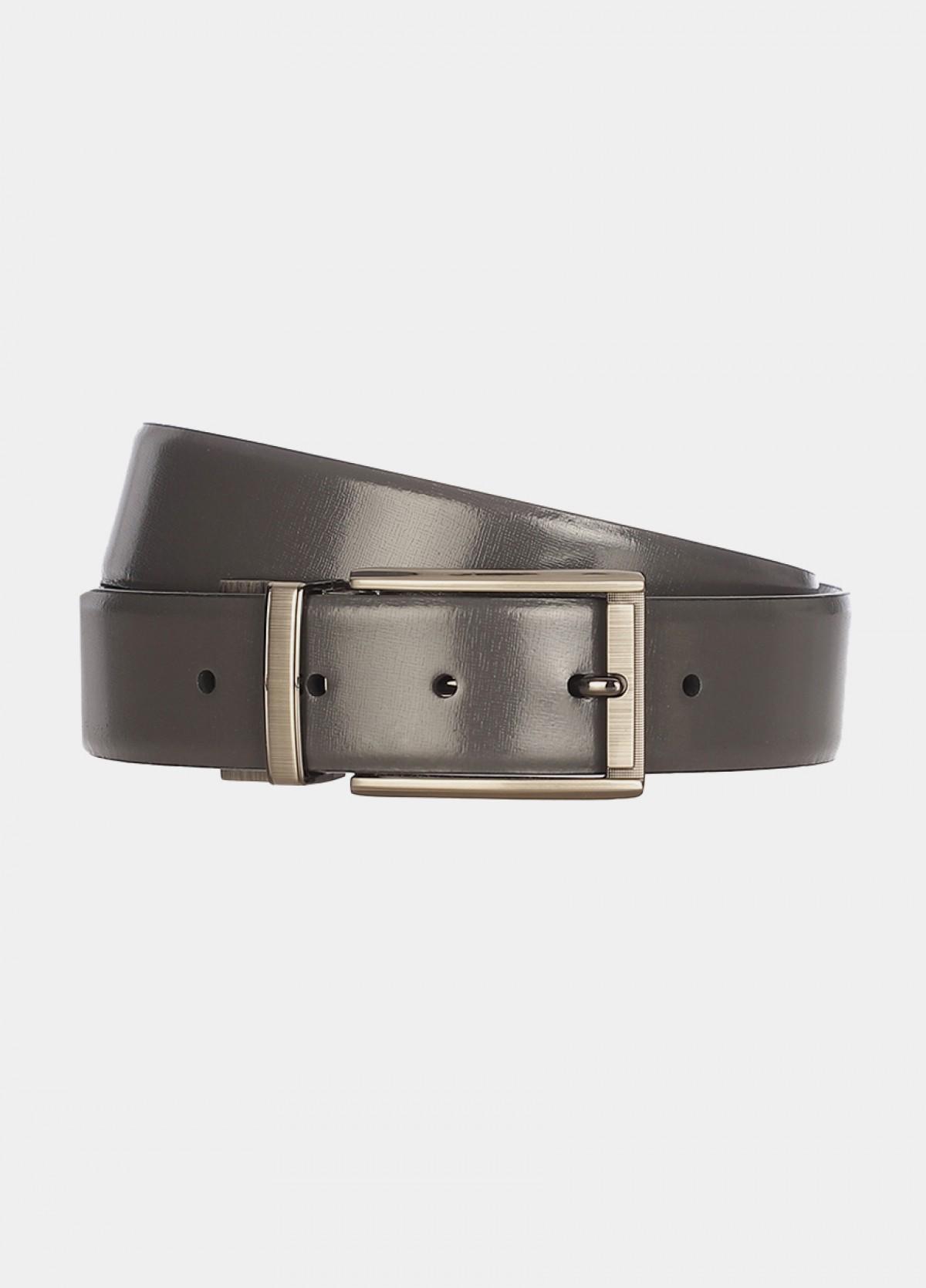 Reversible Leather Belt