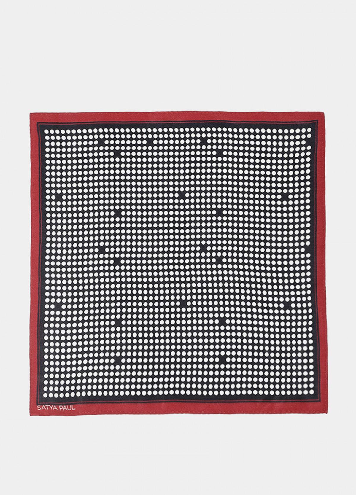 The Furano Silk Satin Pocket Square