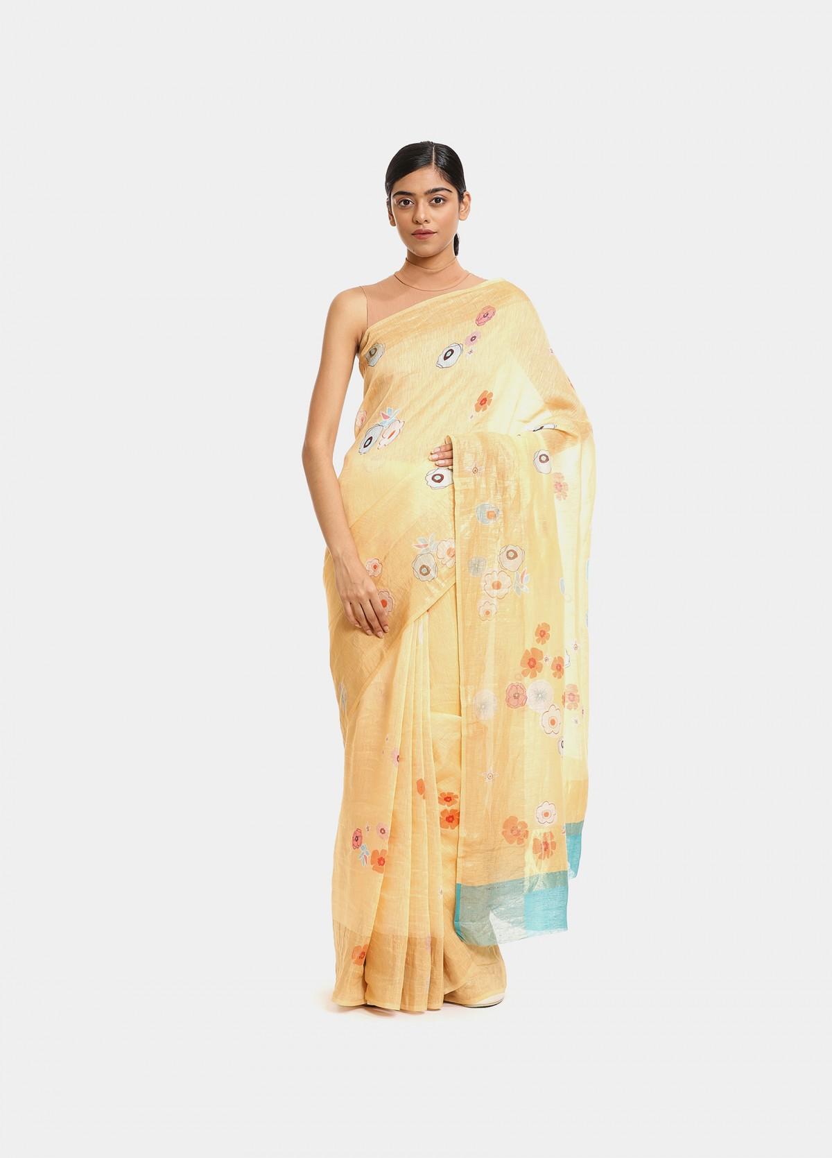 The Gul Bagh Collection Sari