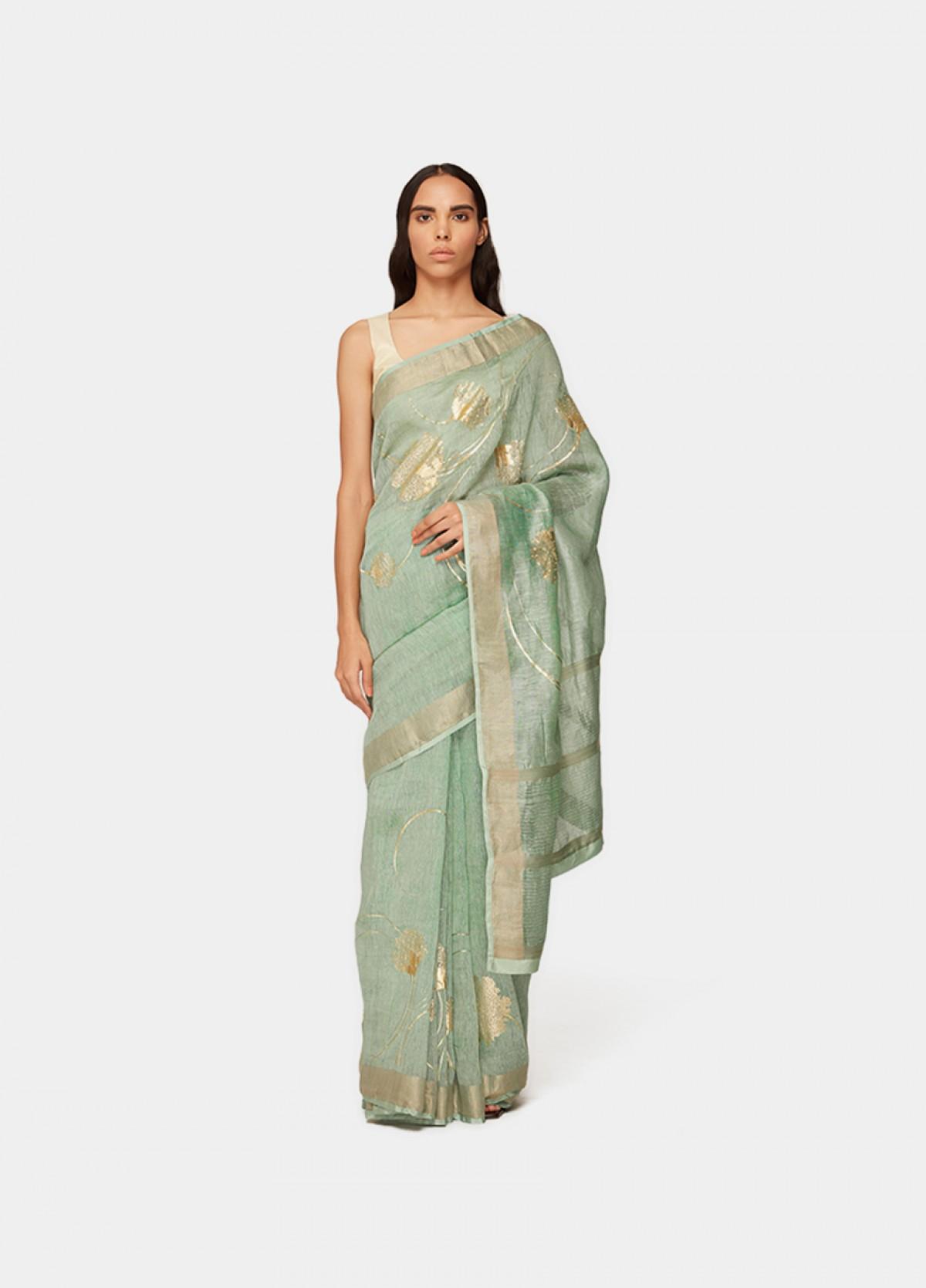 The Swarnim Sari