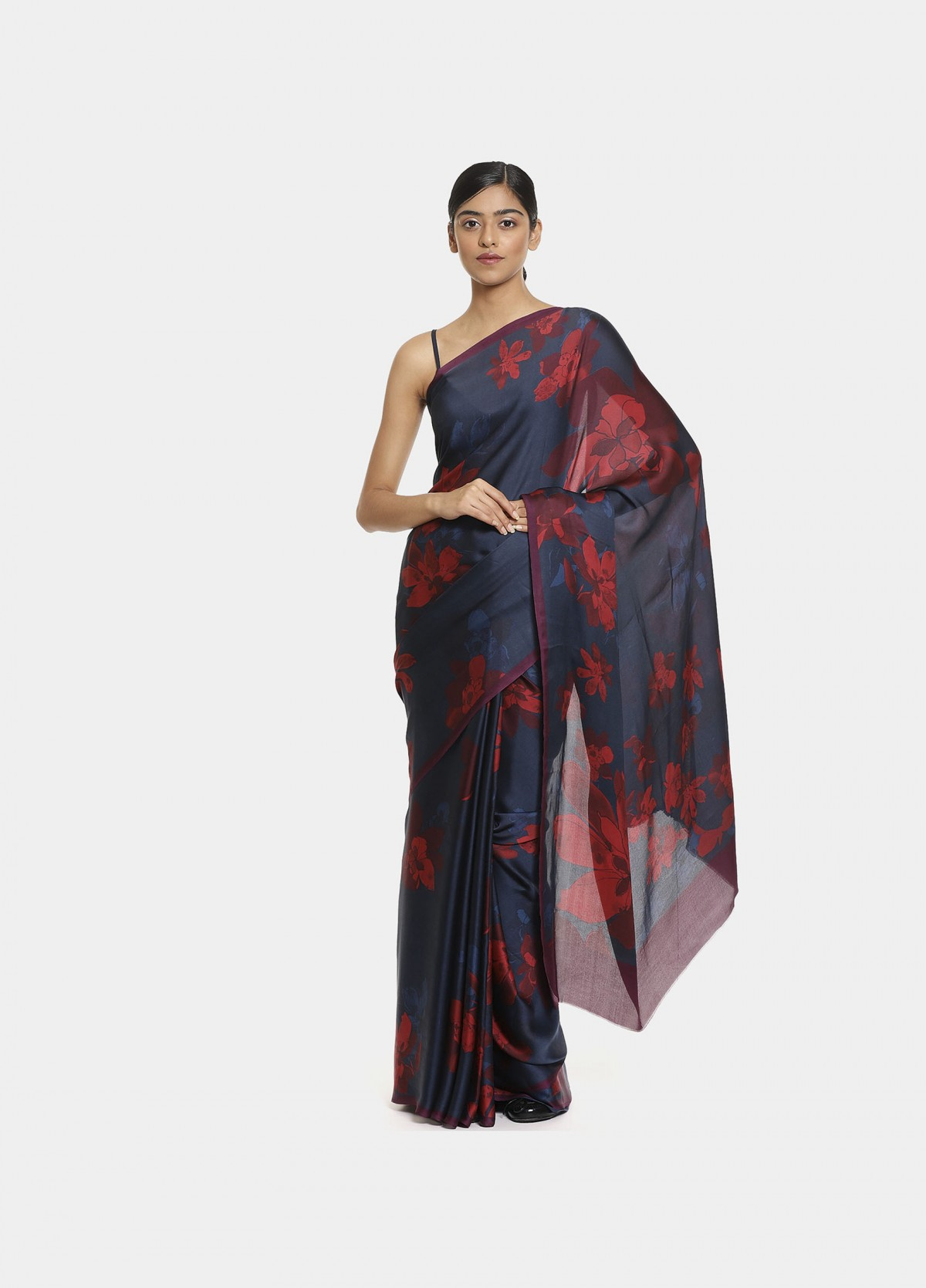 The Floral Trail Collection Sari
